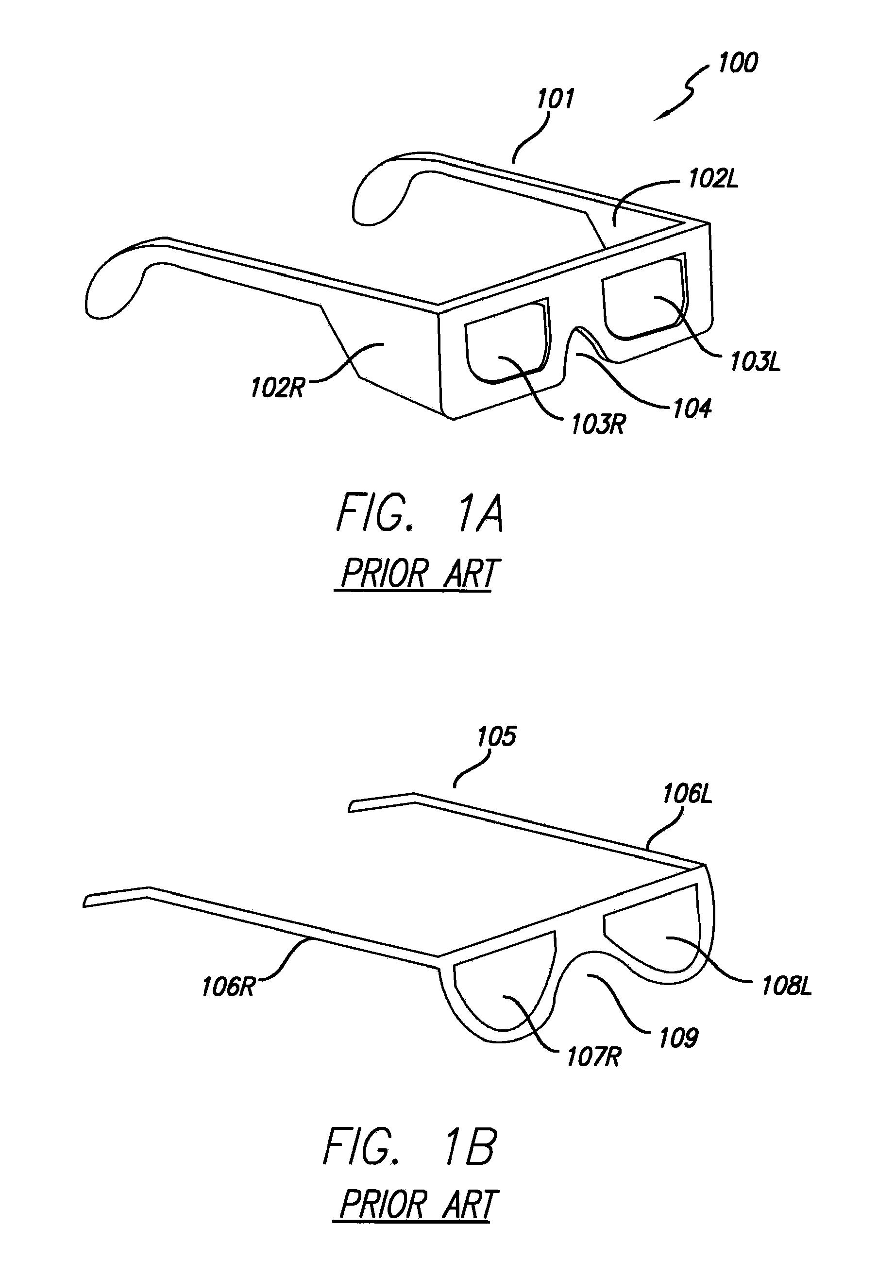 eyewear direct  3-d eyewear