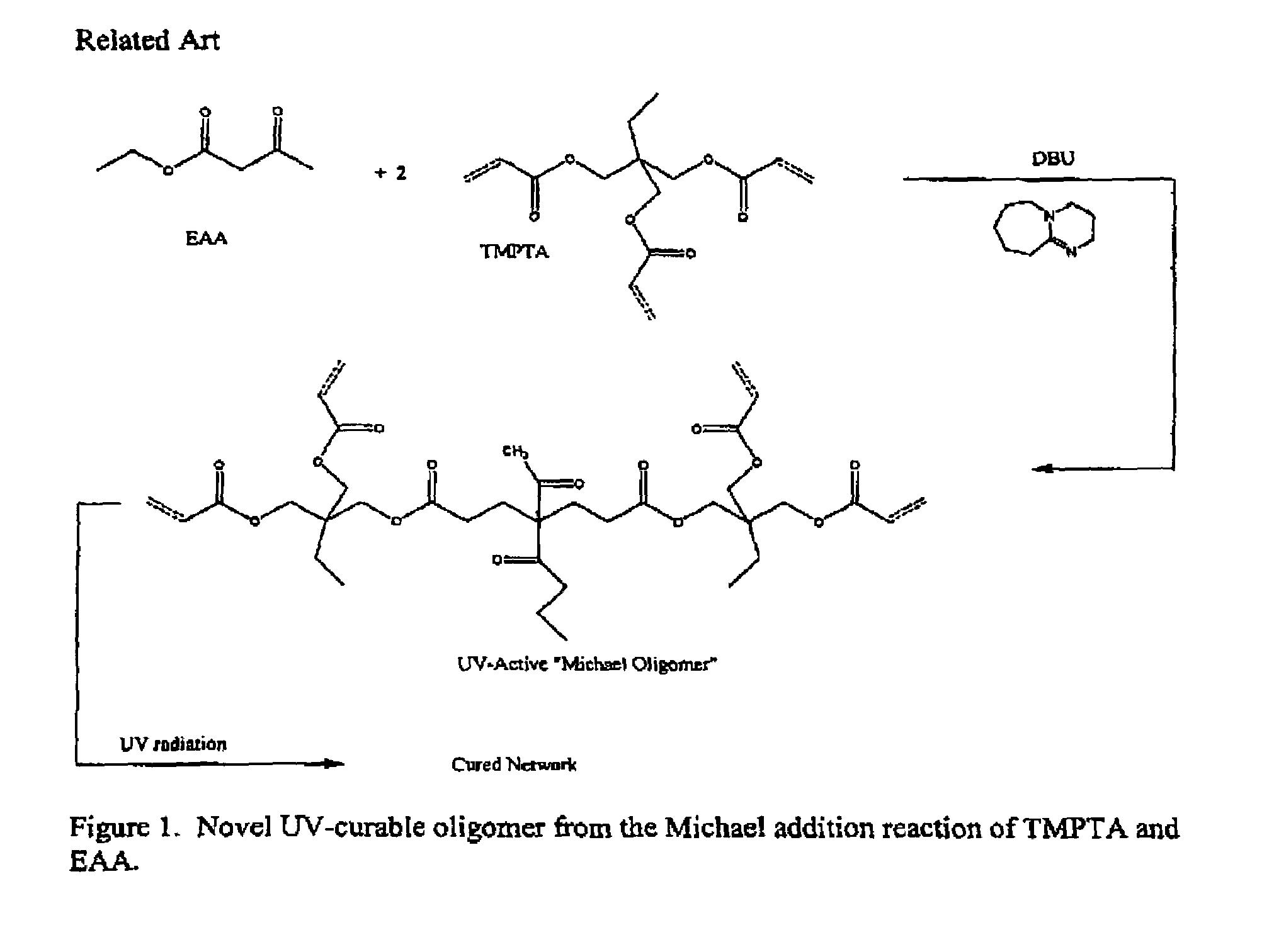 michael addition reaction mechanism pdf