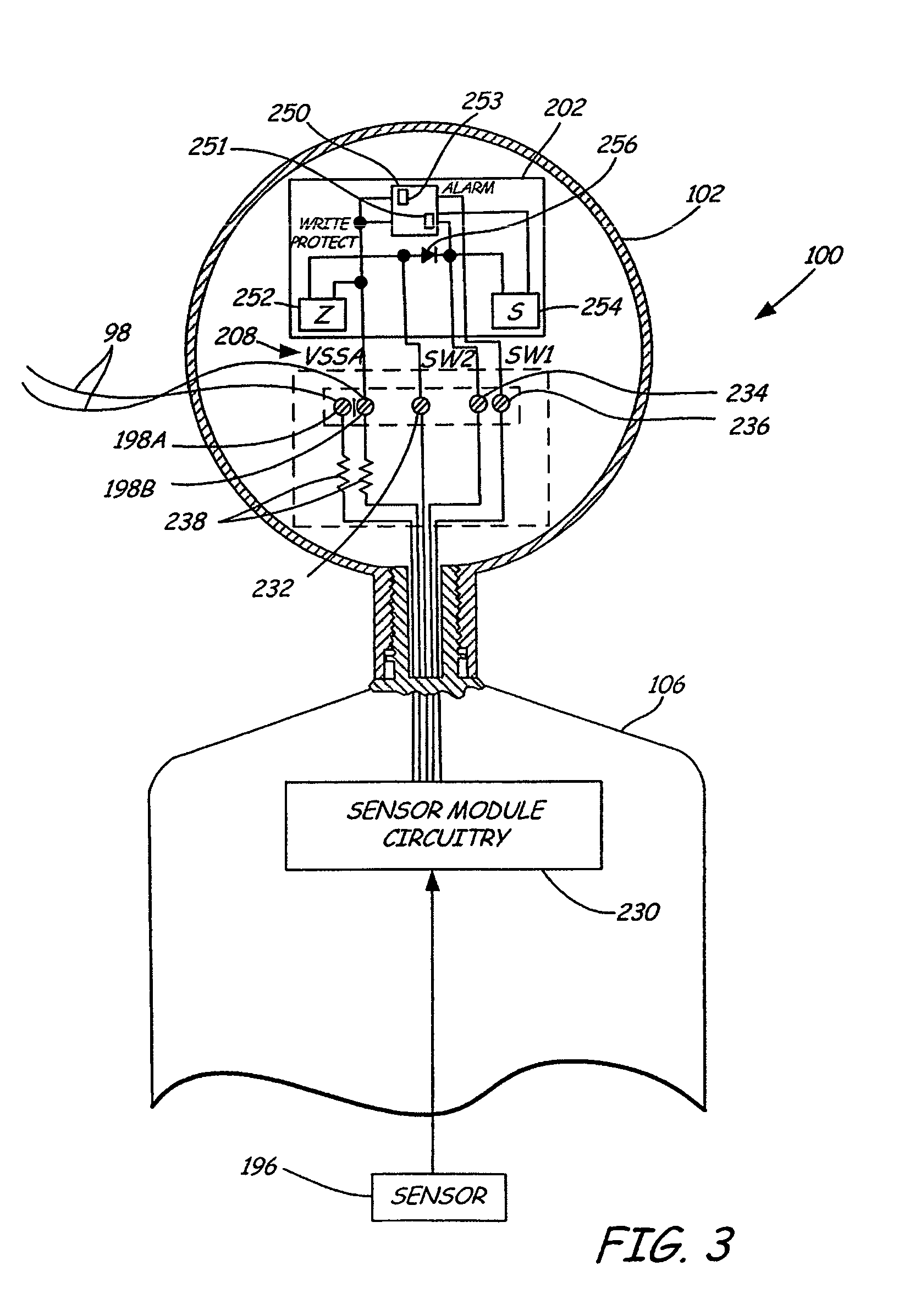 US07525419 20090428 D00003 patent us7525419 transmitter with removable local operator rosemount ph probe wiring diagram at creativeand.co