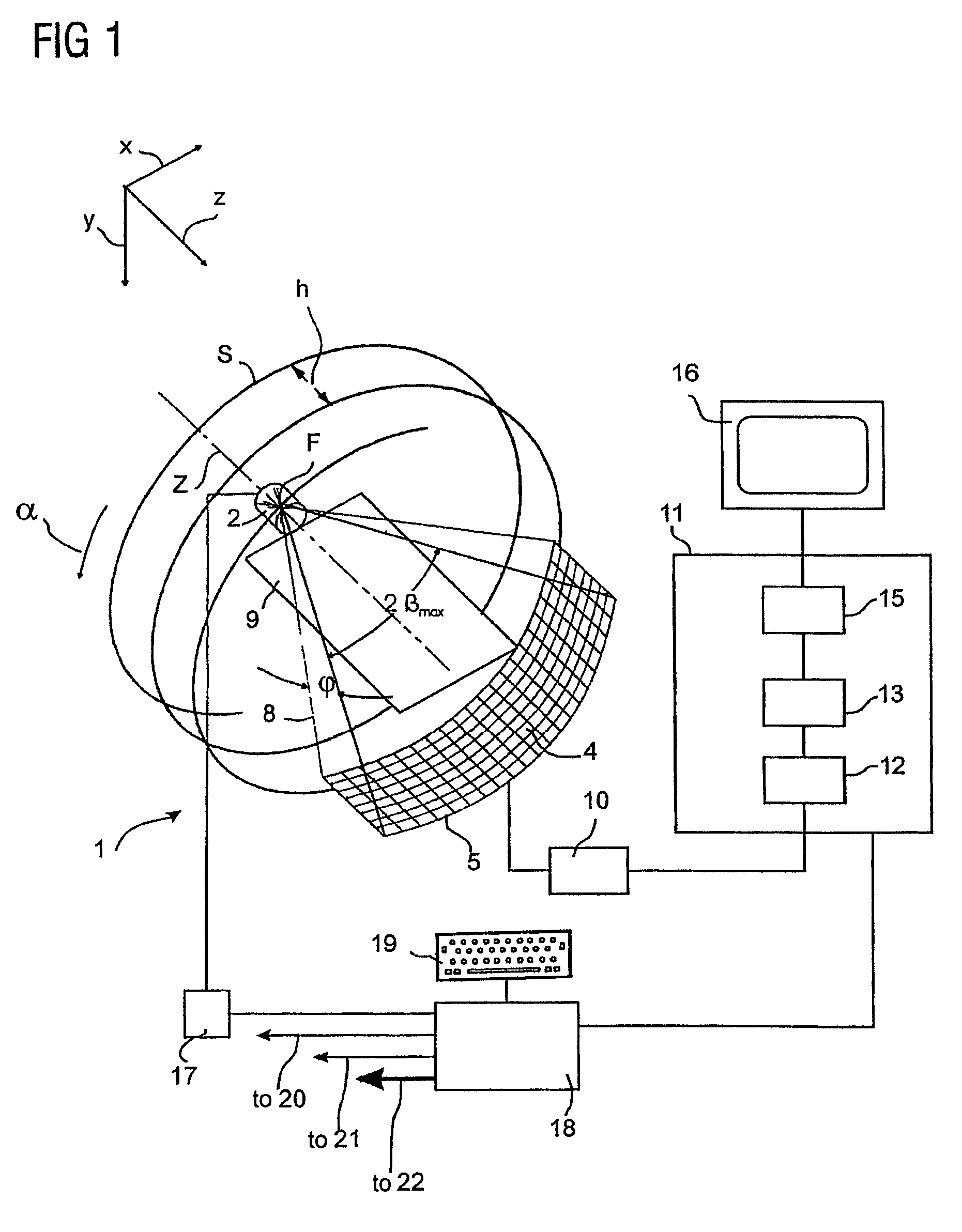 patent us7529335 voxel driven spiral reconstruction for cone