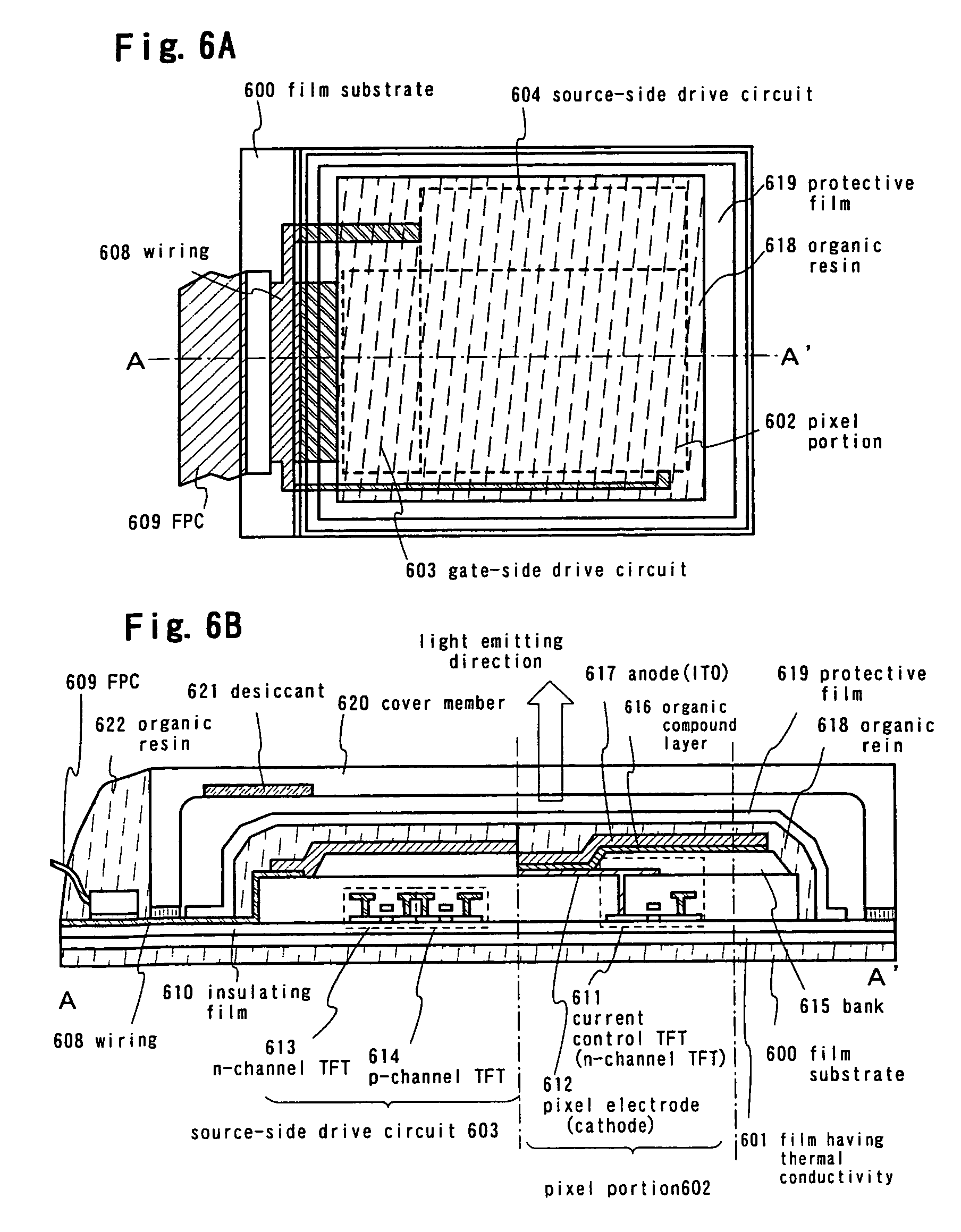 Patent Us7534700 Method Of Fabricating A Semiconductor Device Channel Bank Wiring Diagram Drawing