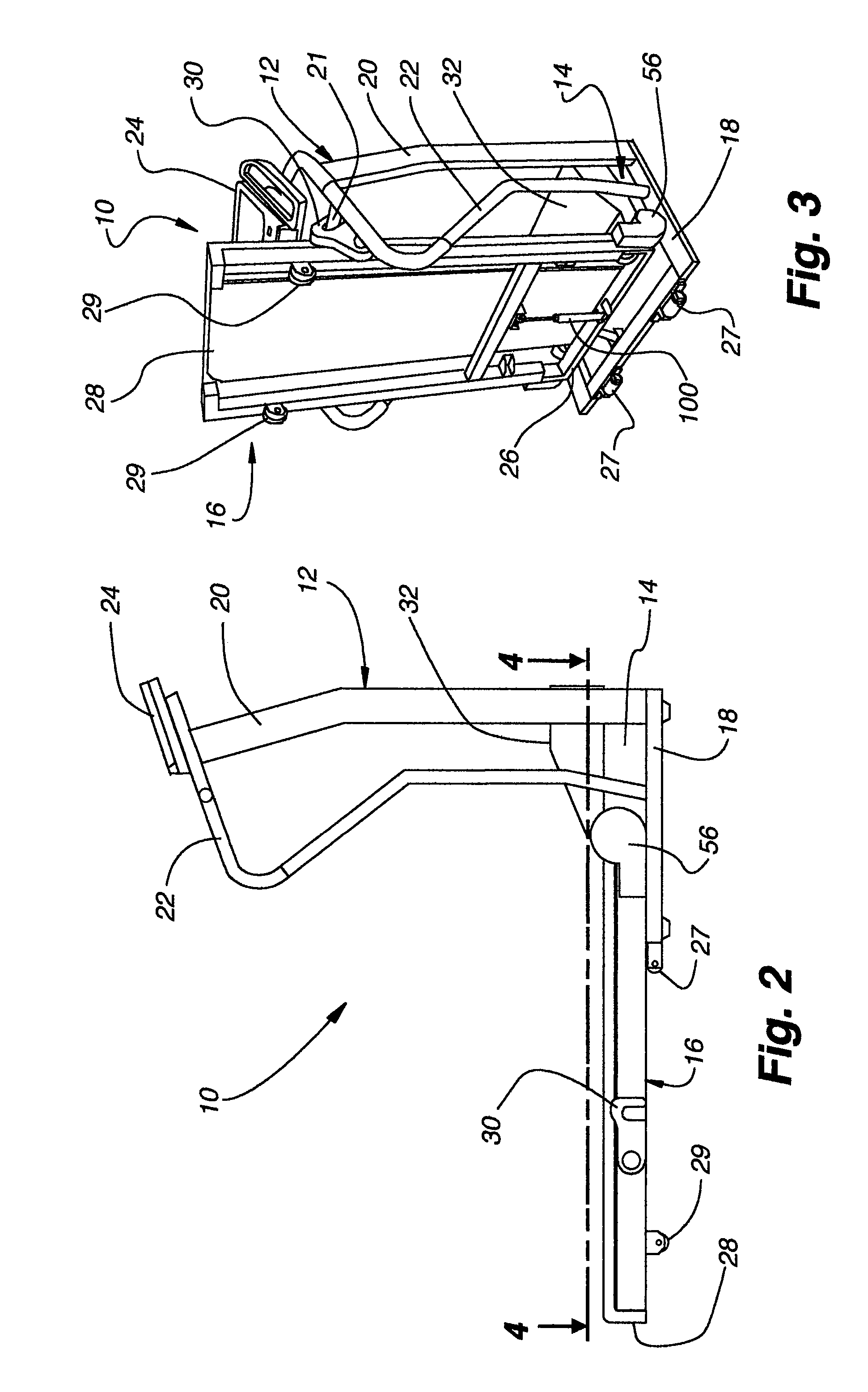 patent us7544153 - treadmill