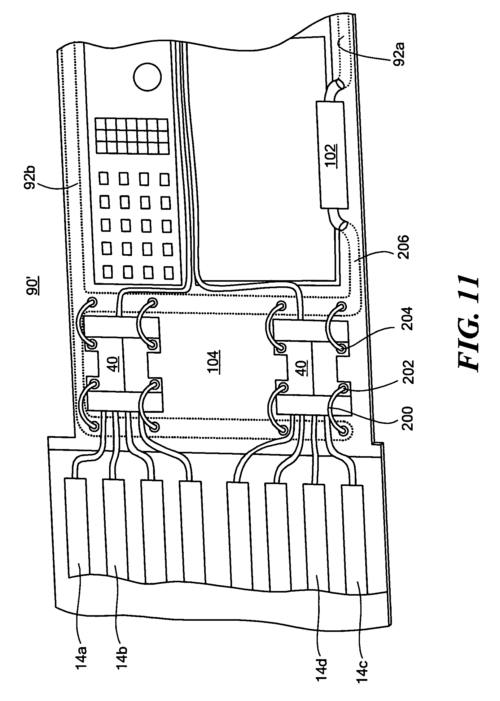 patent us7548424  receive integrated
