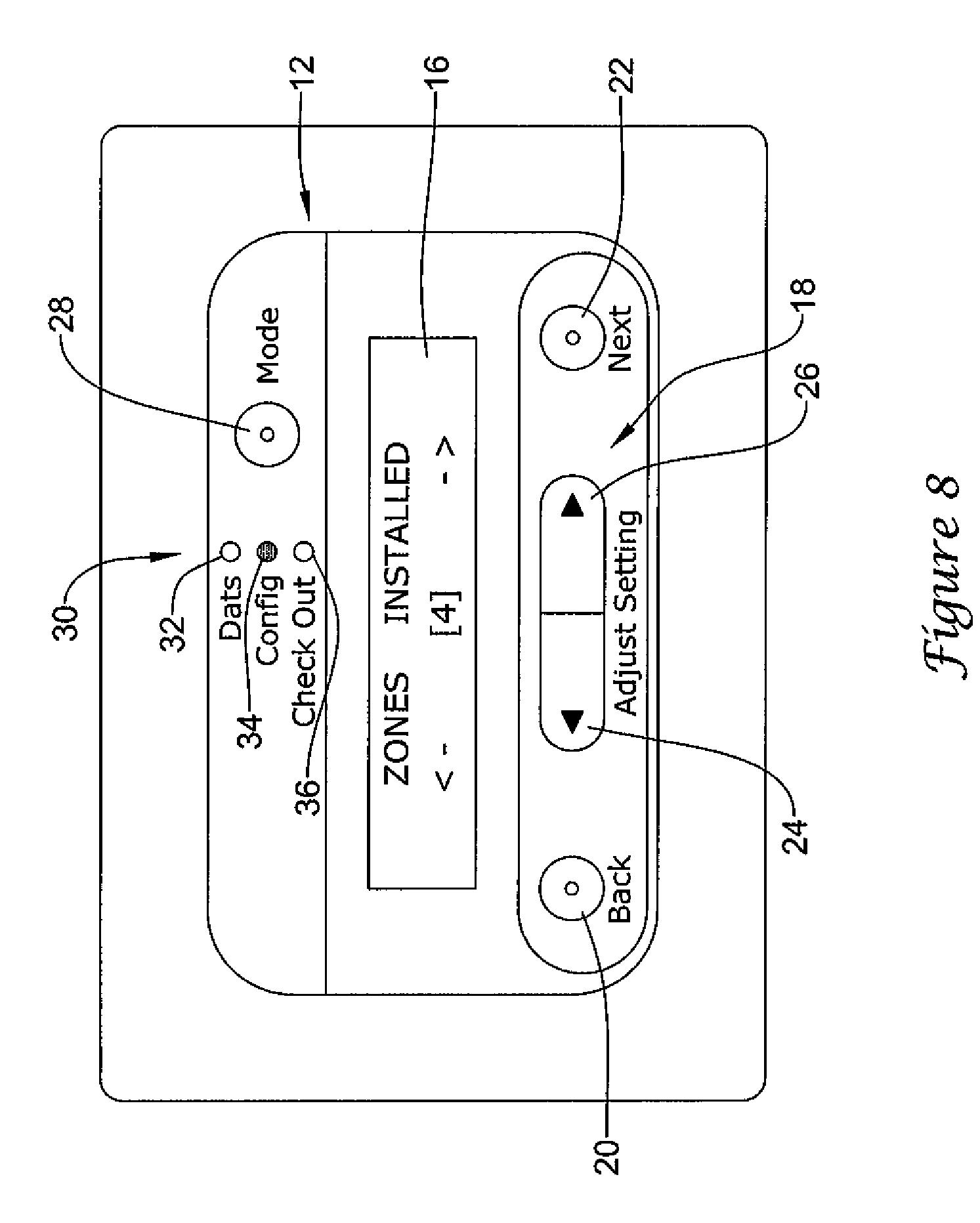 Jackson Hvac Zone Wiring Diagram Engine Control Basic Patent Us7558648 Panel With Configuration Rh Google Com Pg Color Motor Diagrams