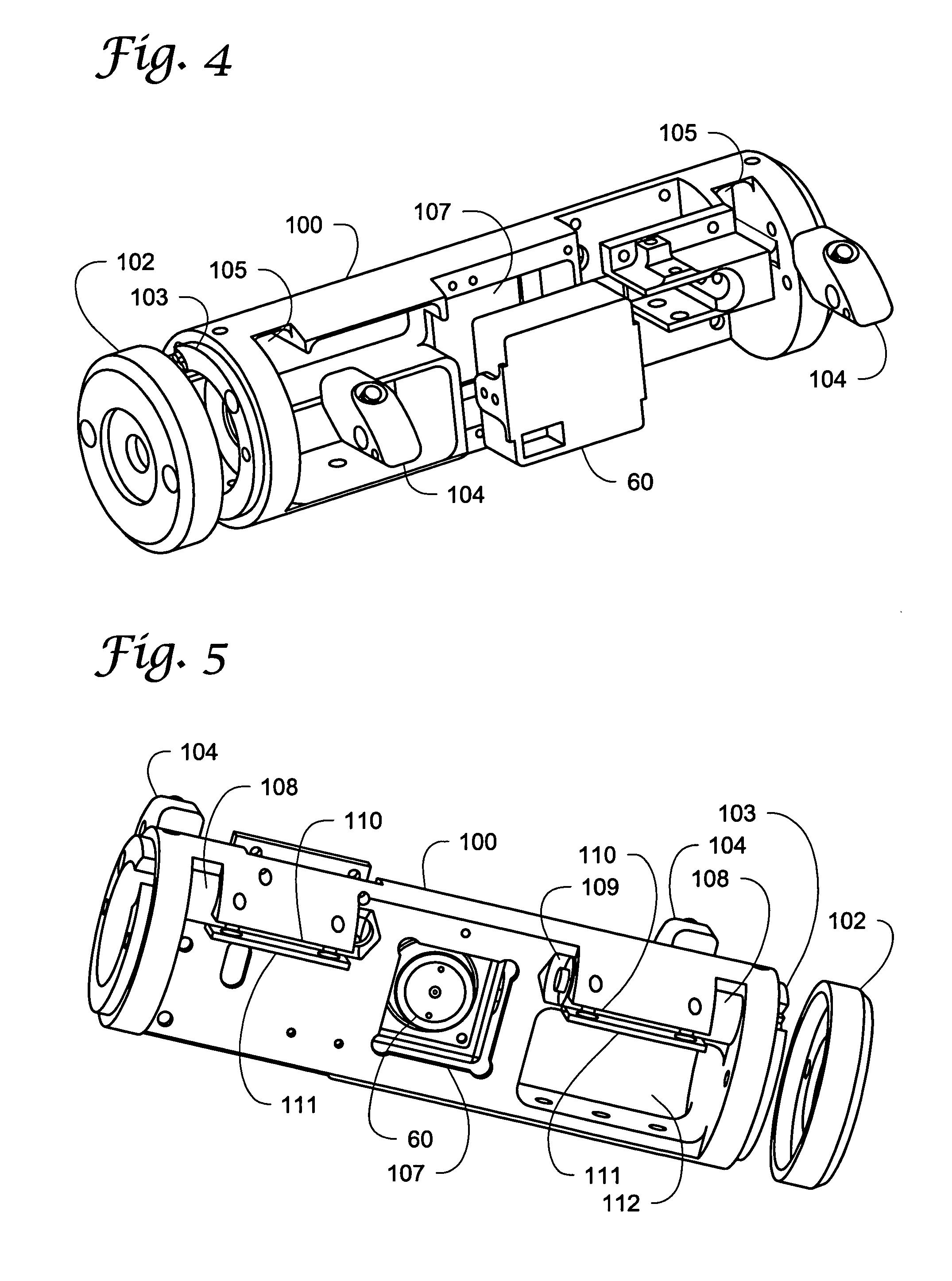 Patent Us7559385 Ruggedized Robotic Vehicles Google Patents Mercruiser 470 Wiring Diagram Drawing
