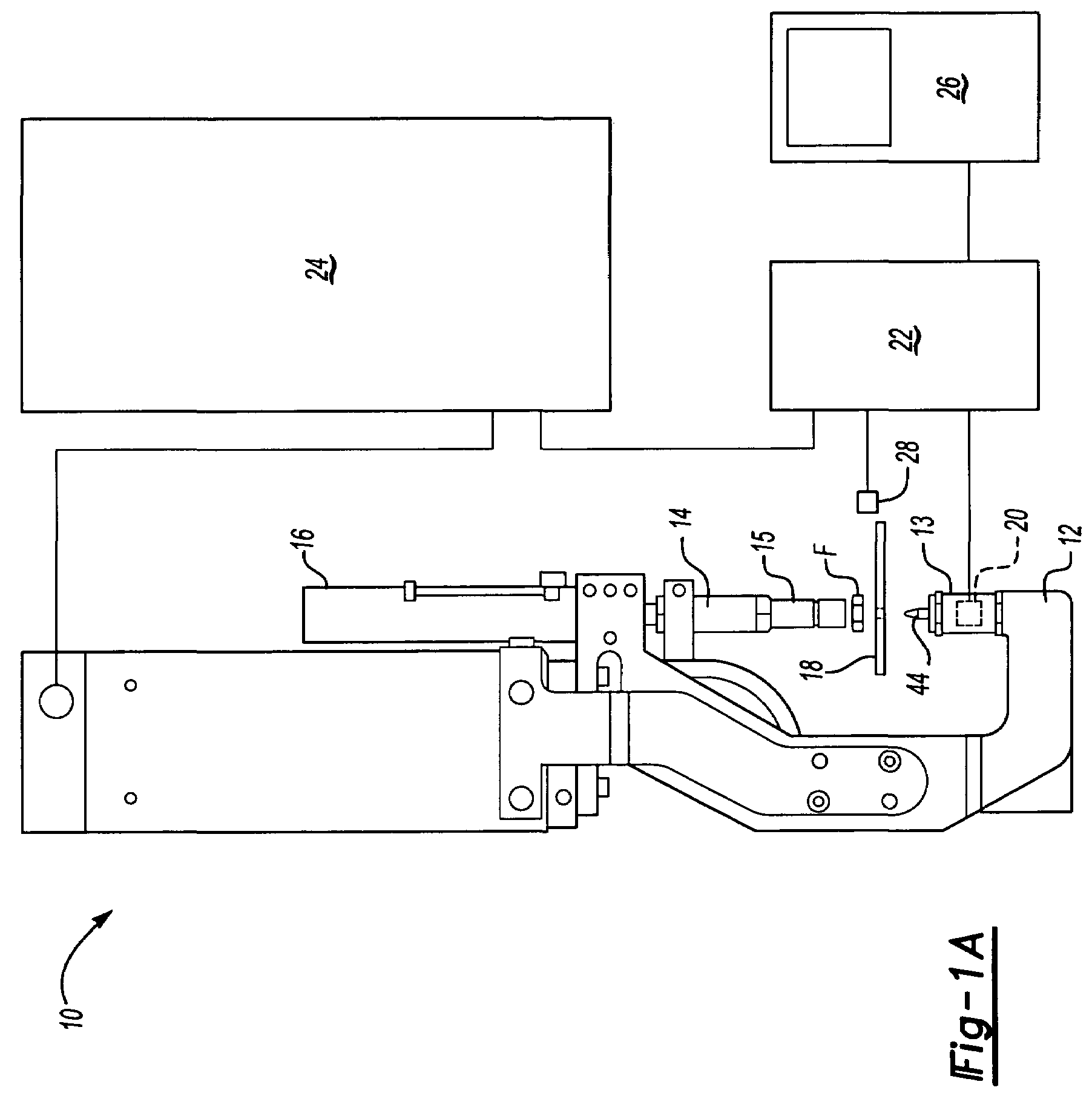 Patent Us7564005 Resistance Welding Fastener Electrode And Diagram Drawing