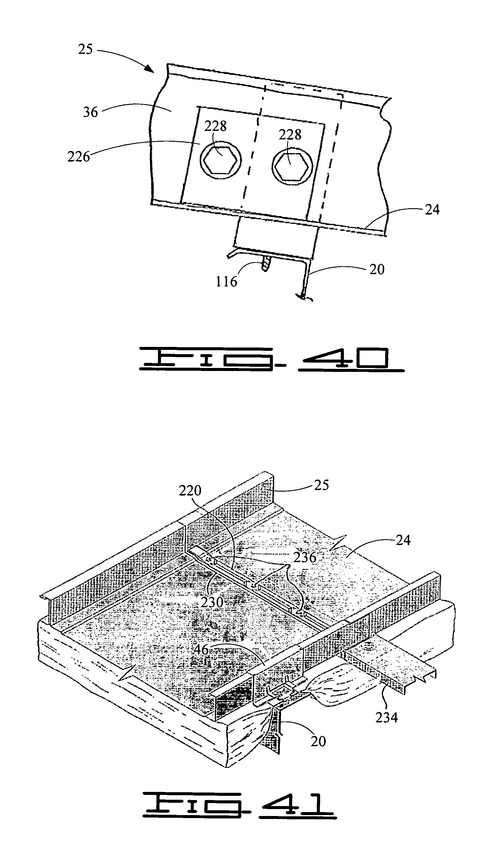 Patent Us7574839 Roof Assembly Having Increased Resistance To Ca18det Wiring Diagram Drawing