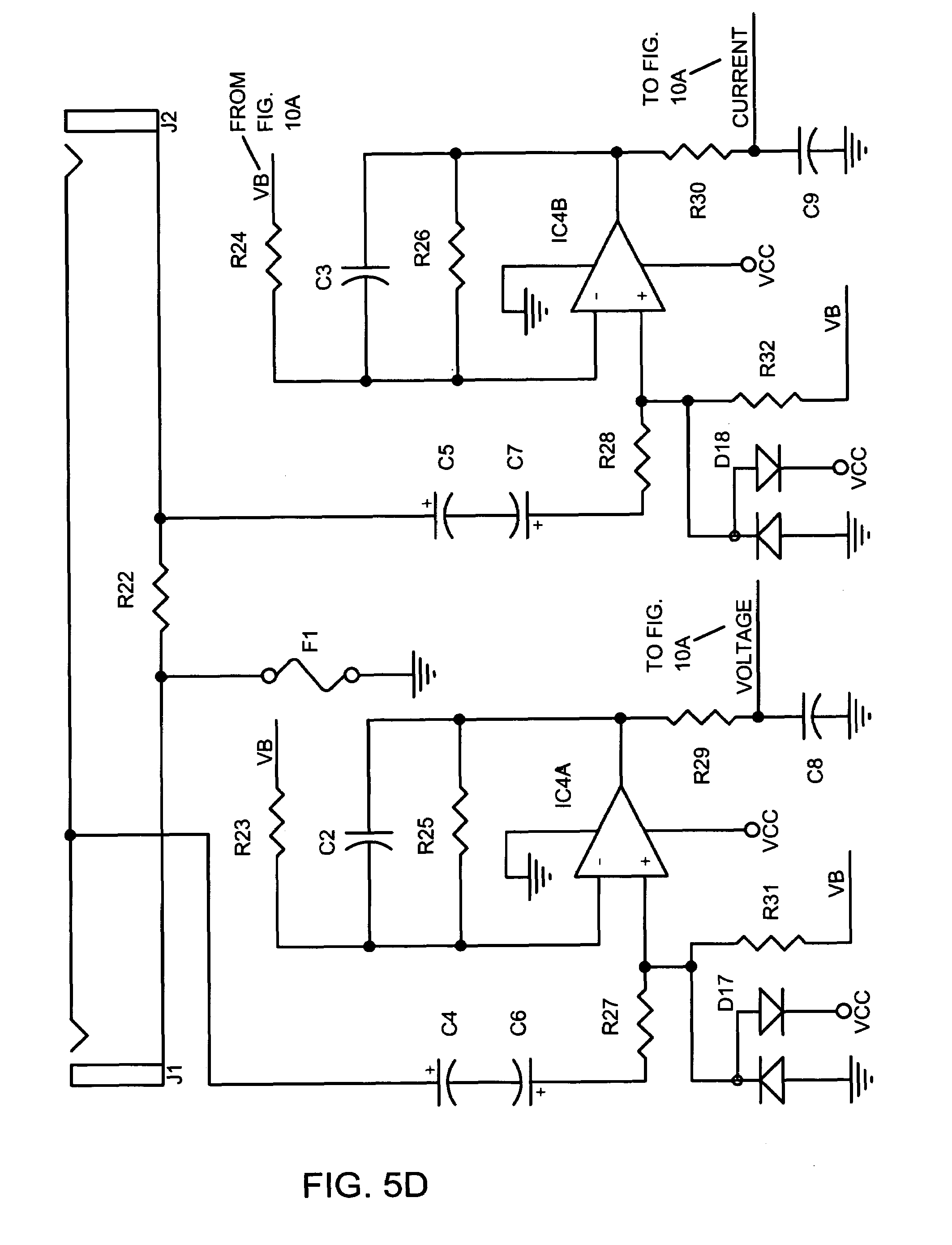 Patente Us7579958 Audio Power Meter Google Patentes Differential Pressure Transmitter As Well Inductance Circuit Patent Drawing