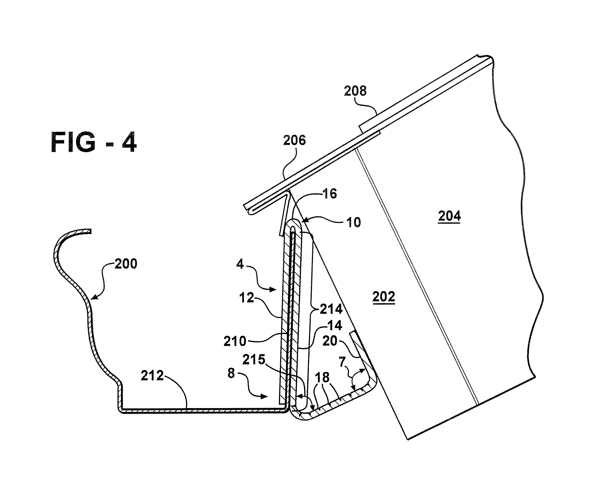 Patent Us7581355 Gutter Level Device Google Patents