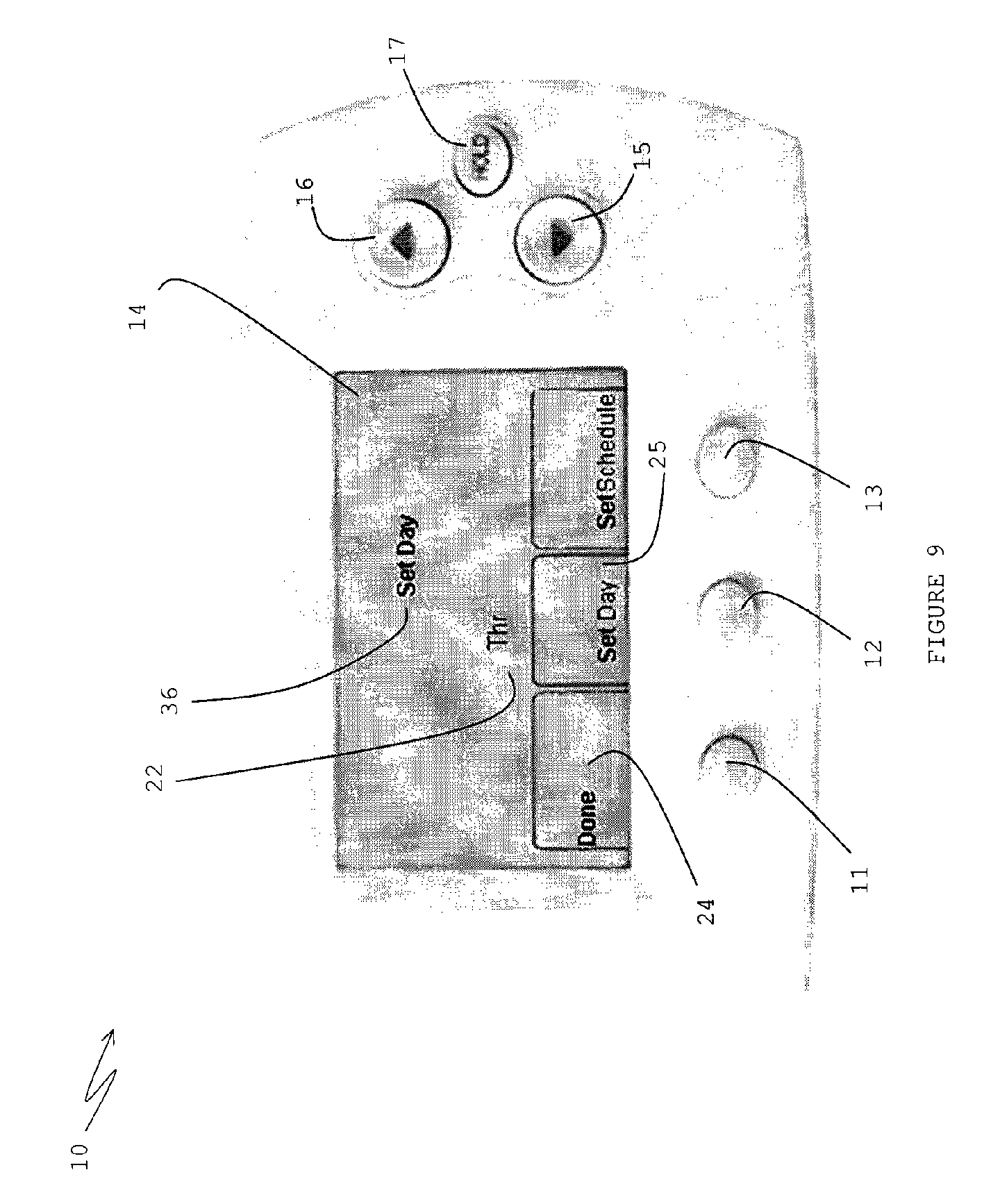 Patent Us7584897 Controller System User Interface Google Patents Hunter 44550 Wiring Diagram Drawing