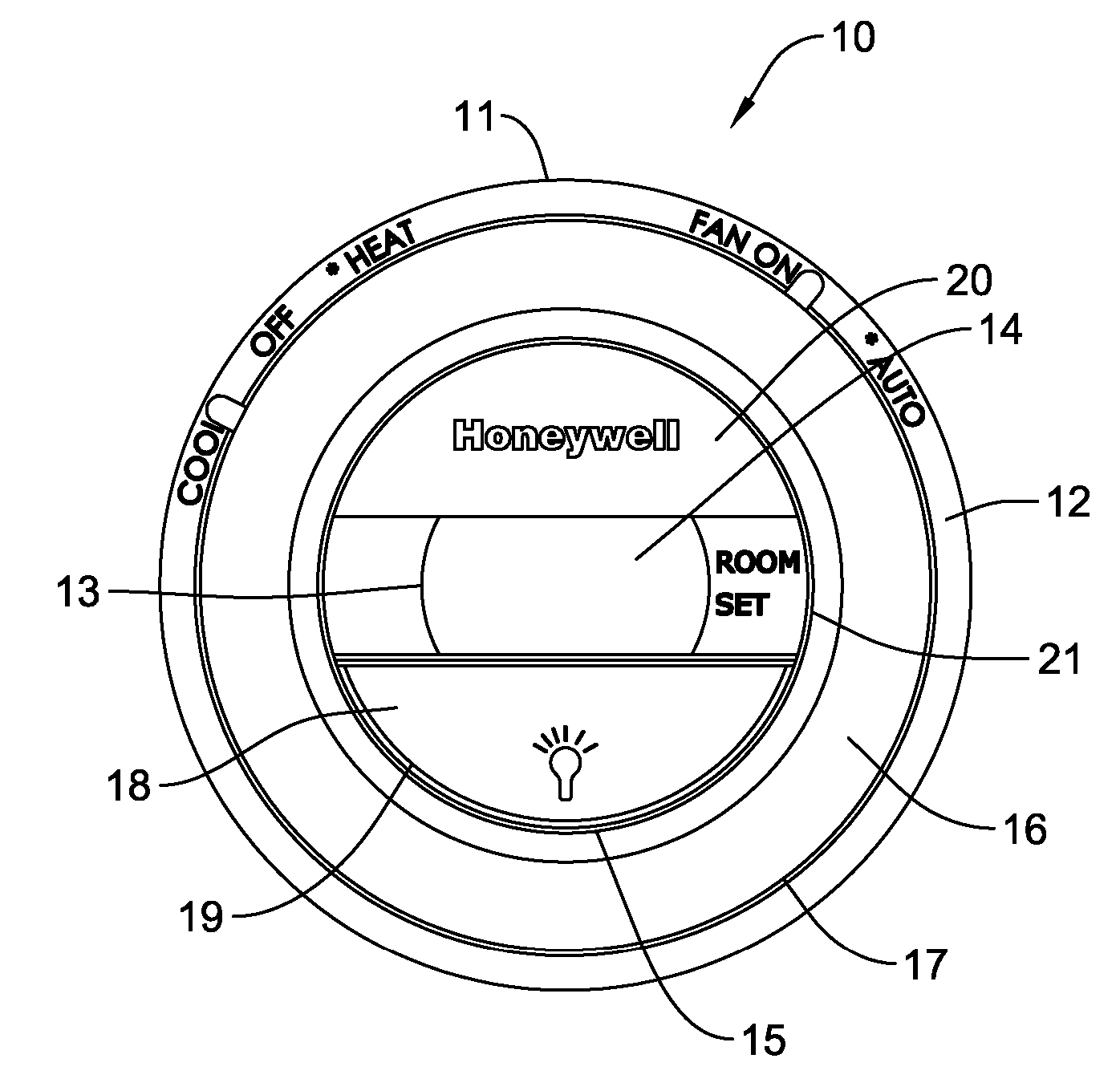 Patent Us7584899 Hvac Controller Google Patents Drawing For
