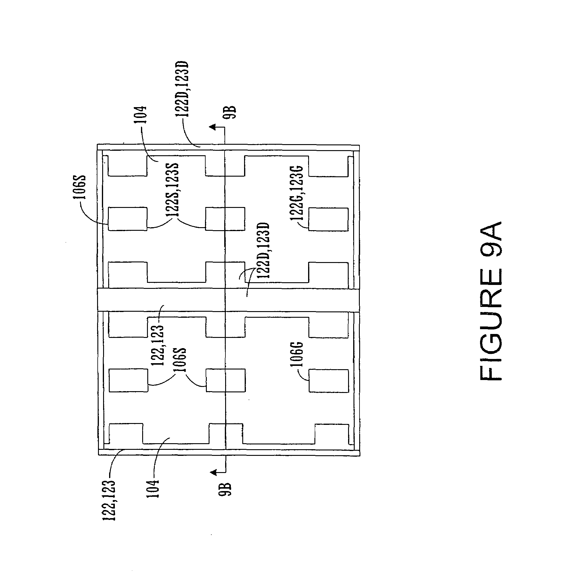Patent Us7589396 Chip Scale Surface Mount Package For 122s Wiring Diagram Drawing