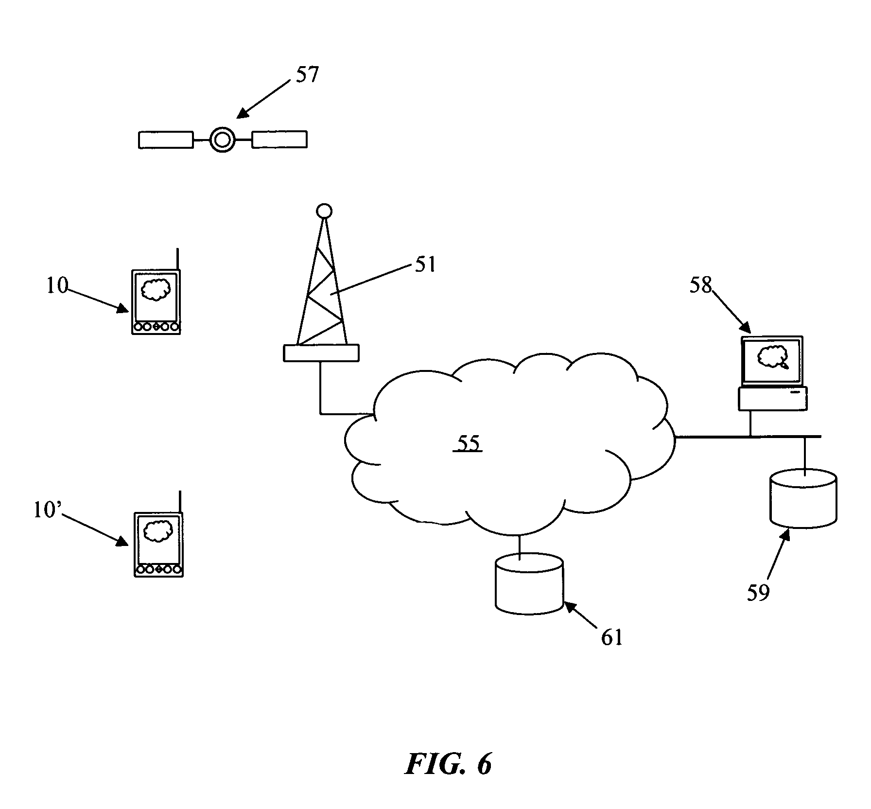 Patent Us7593751 Conducting Field Operations Using