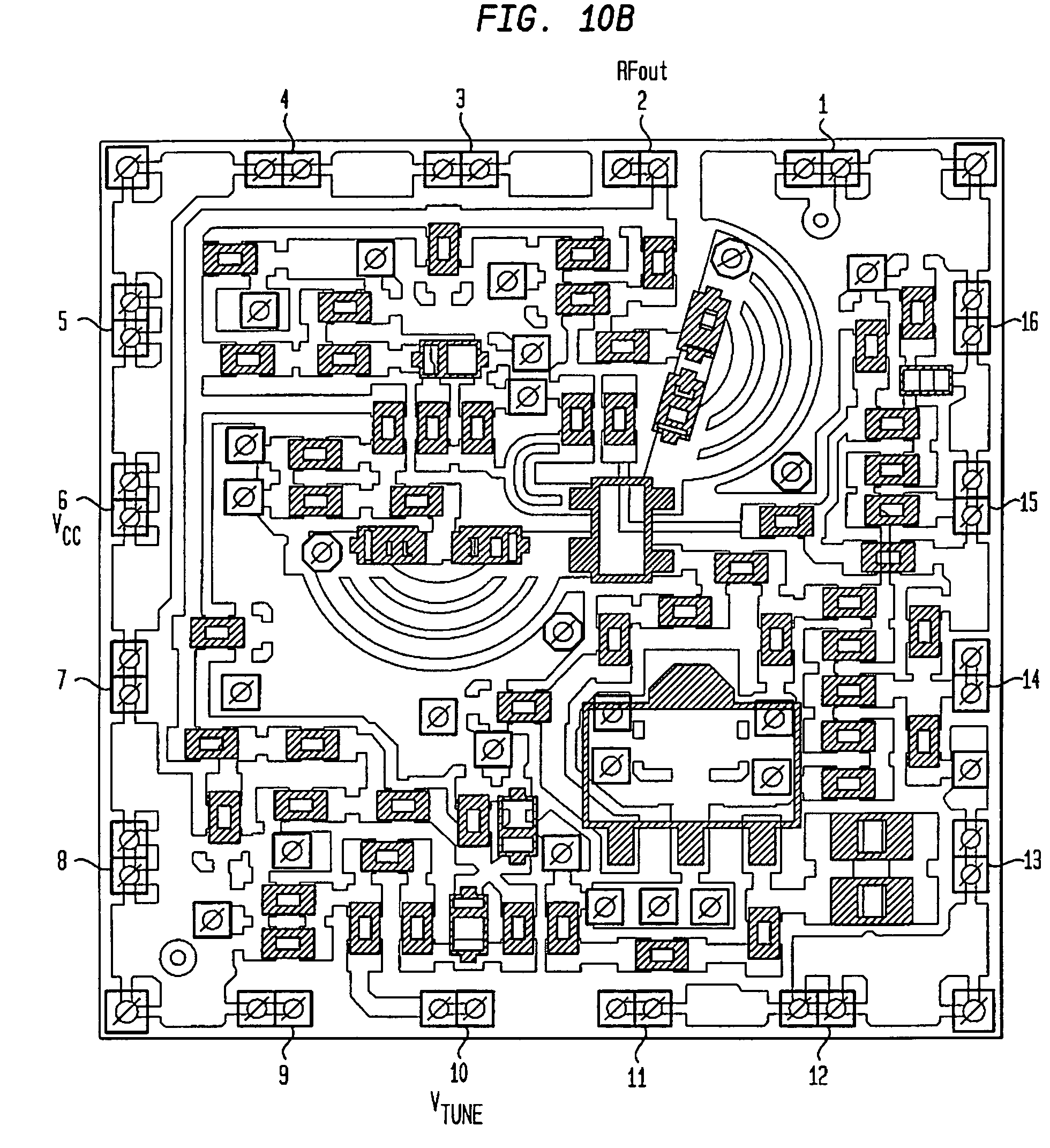 patent us7605670 user definable low cost low noise and phase