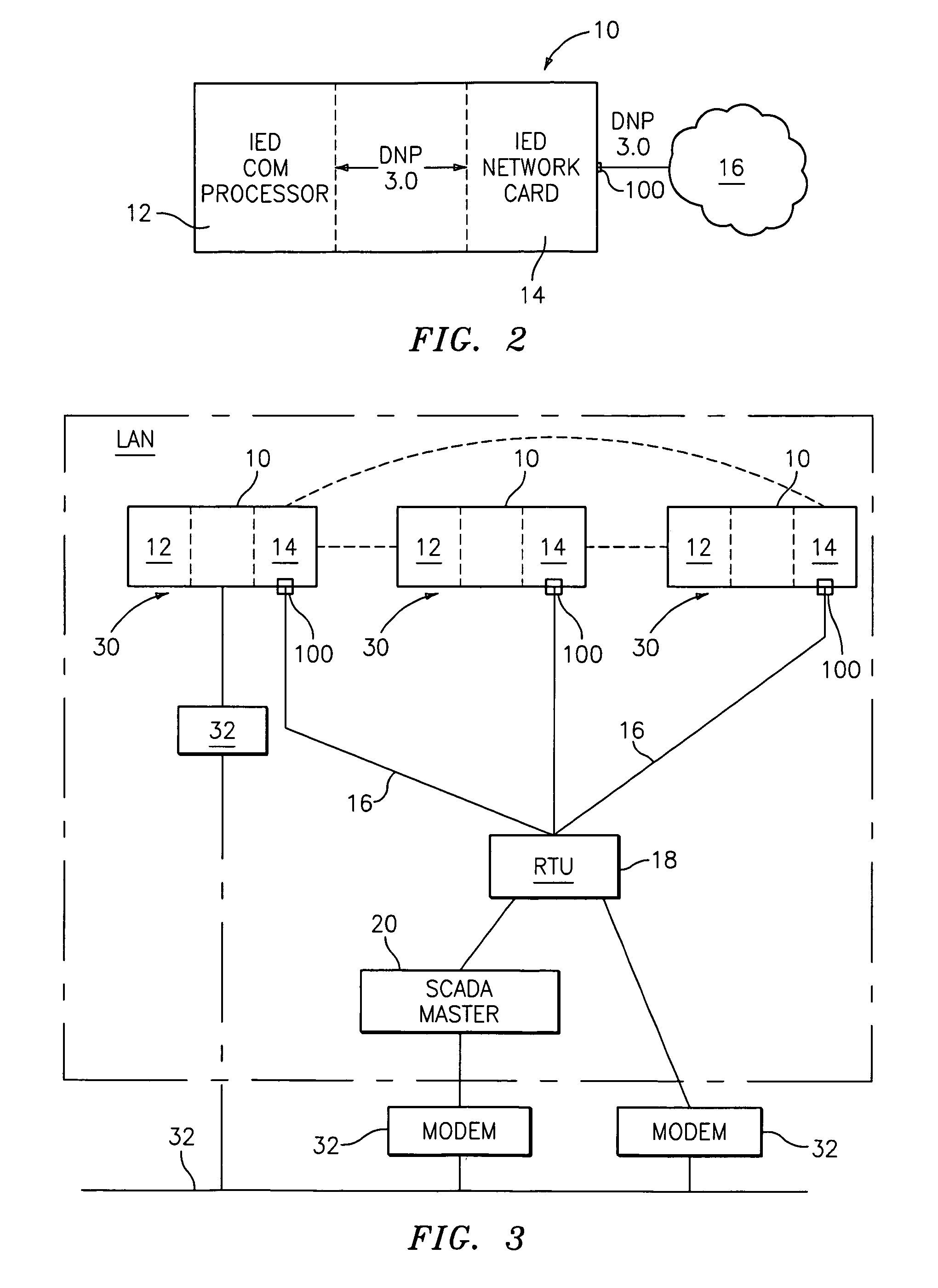 Patent Us7609719 System And Method For Simultaneous Communication Modbus Wiring Methods Drawing