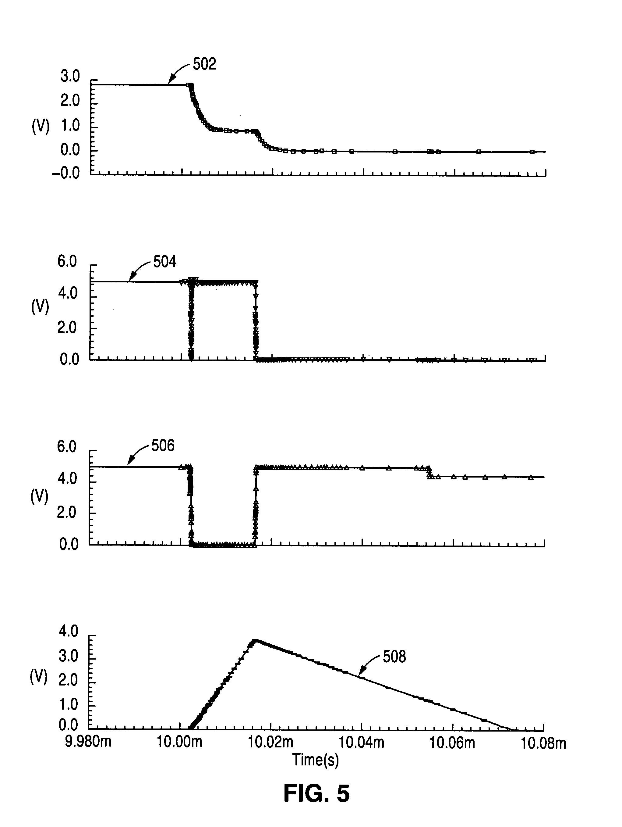 Patent Us7619864 Regulator Short Circuit Protection And Above To Ground Drawing