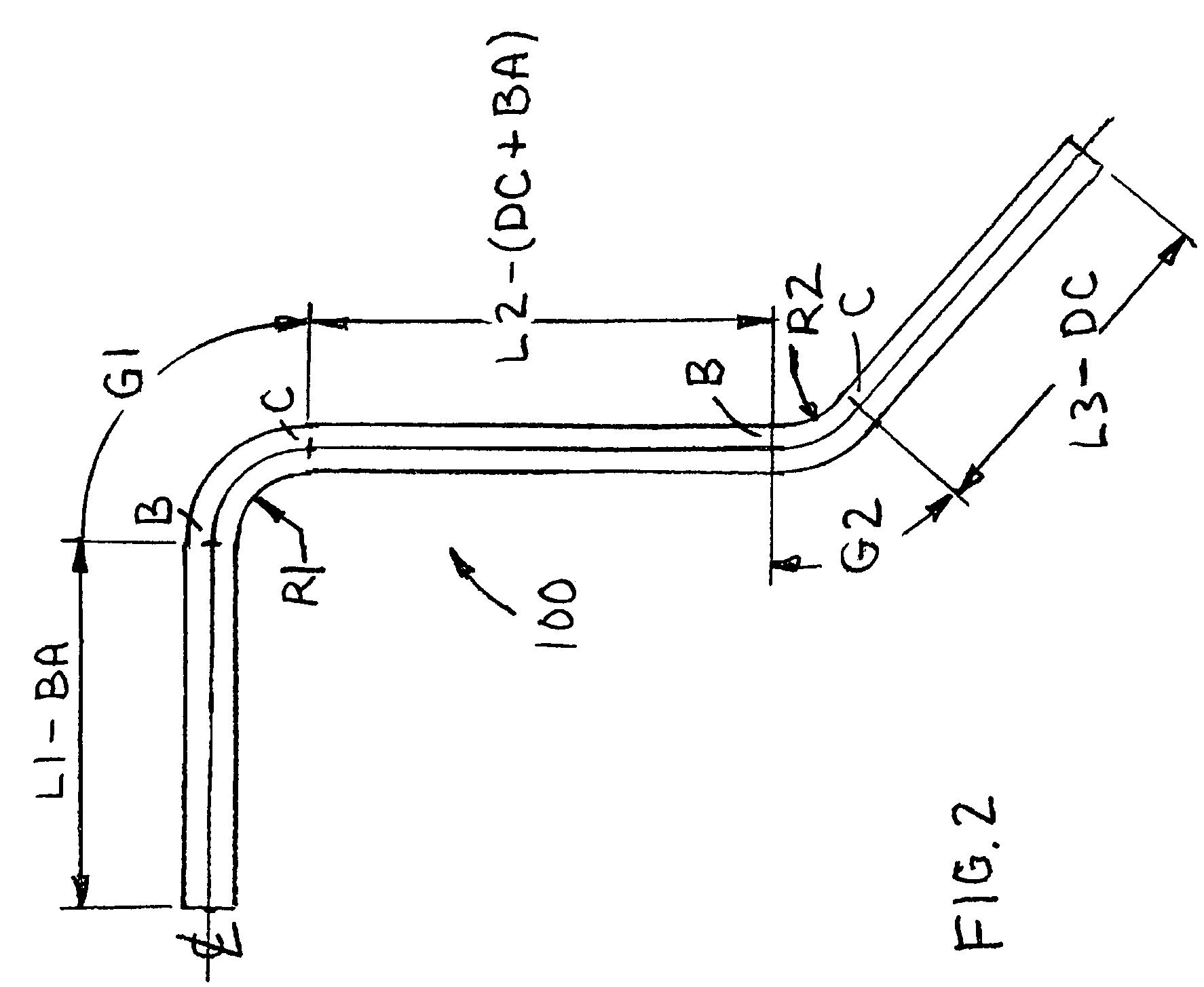 patente us7624511 pipe bending template google patentes