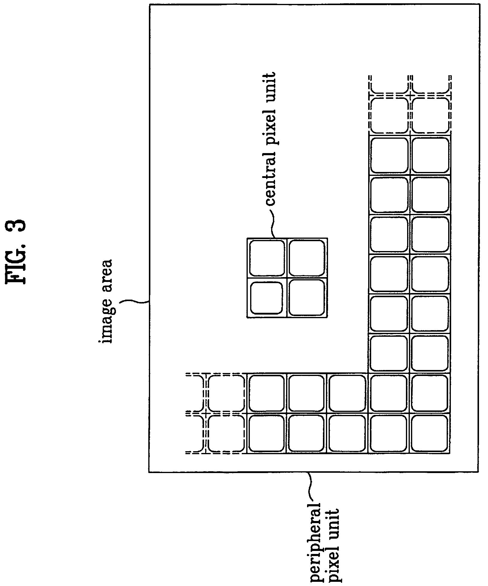 Patent Us7626157 Image Sensor Including Microlens Having Sizes Voltage Color Comprises An Array Ofphotodiodes Behind Drawing