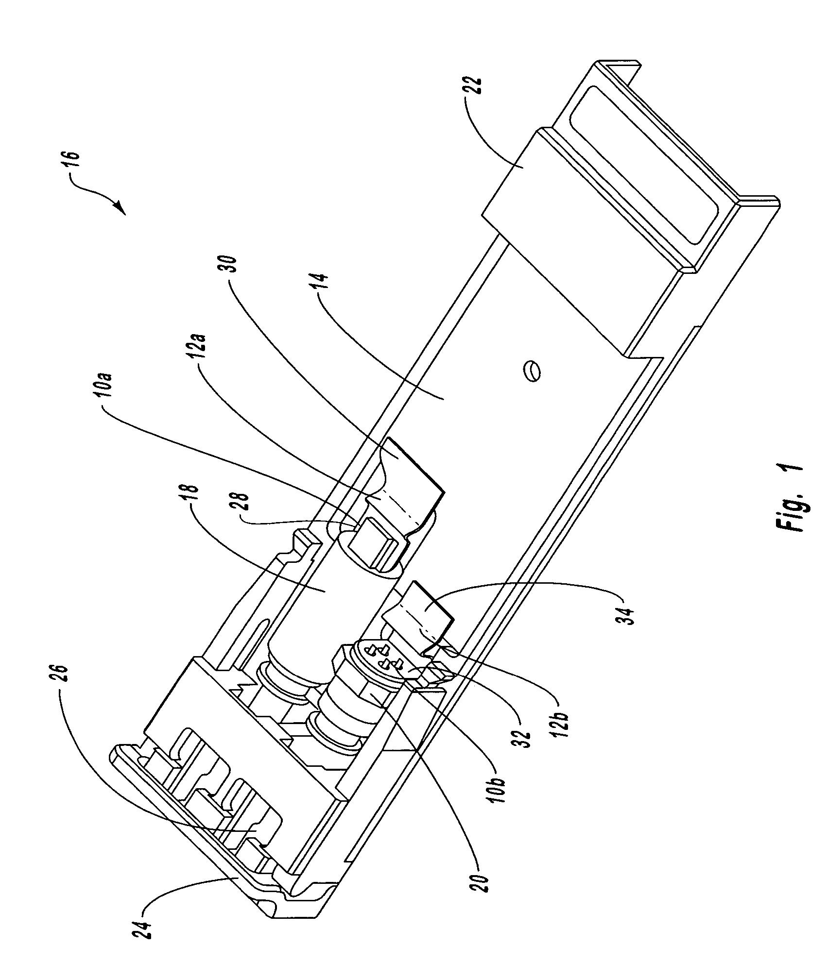 patent us7629537 - single layer flex circuit