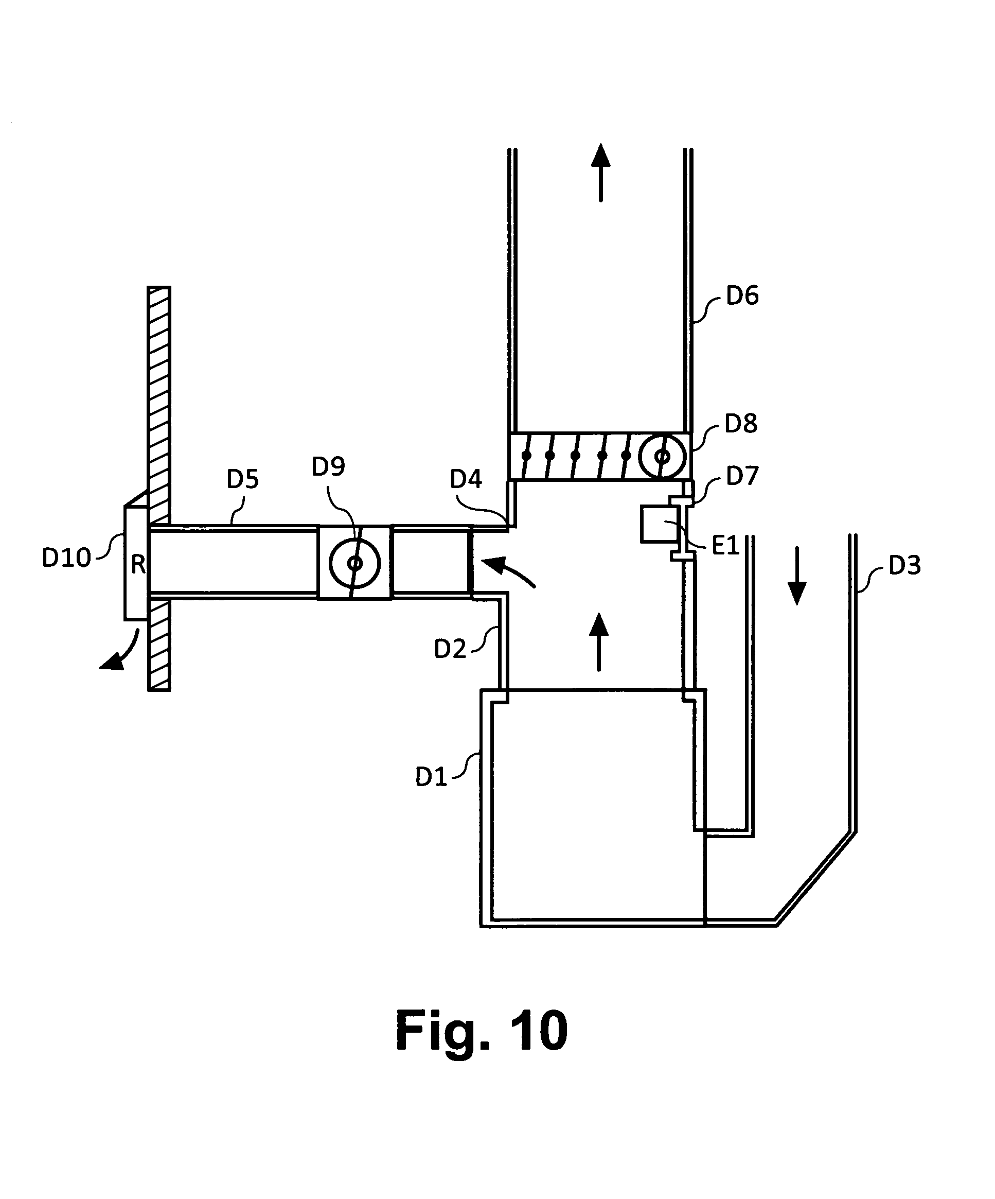 patent us7632178 ventilation blower controls employing air patent drawing