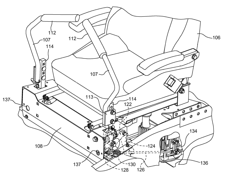 Mechanism Wheel Lever : Patent us neutral adjustment mechanism for dual