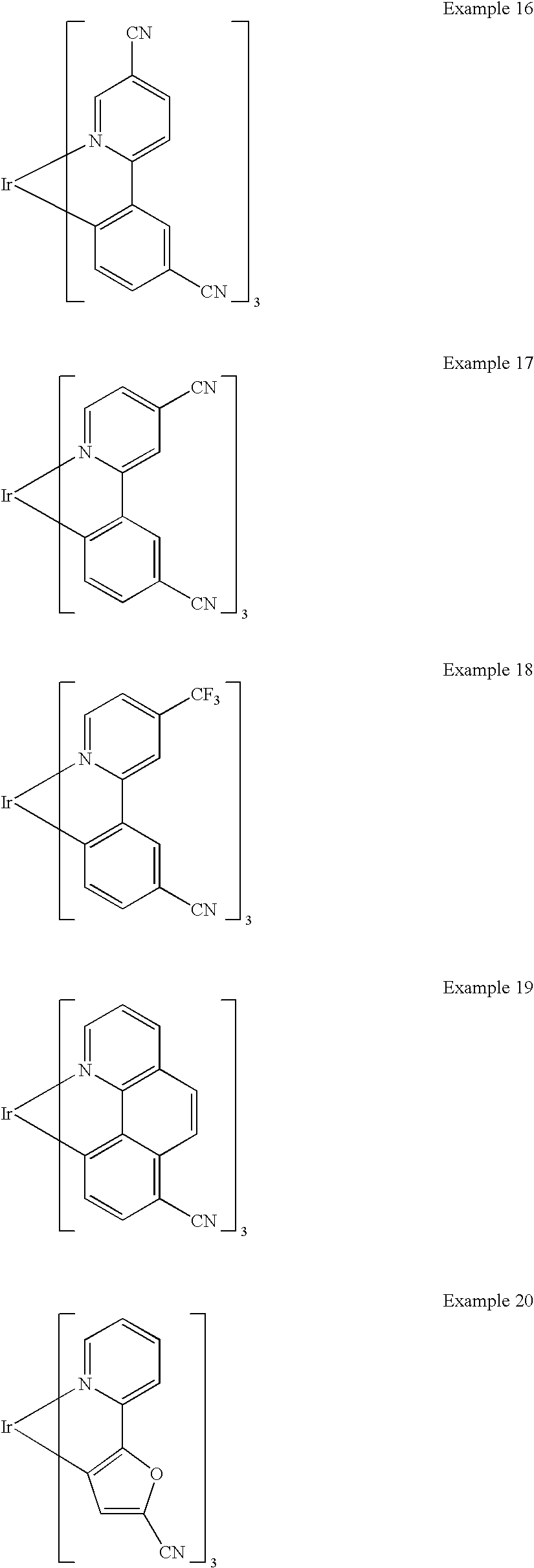 Patent Us7635526 Rhodium Complexes And Iridium Complexes