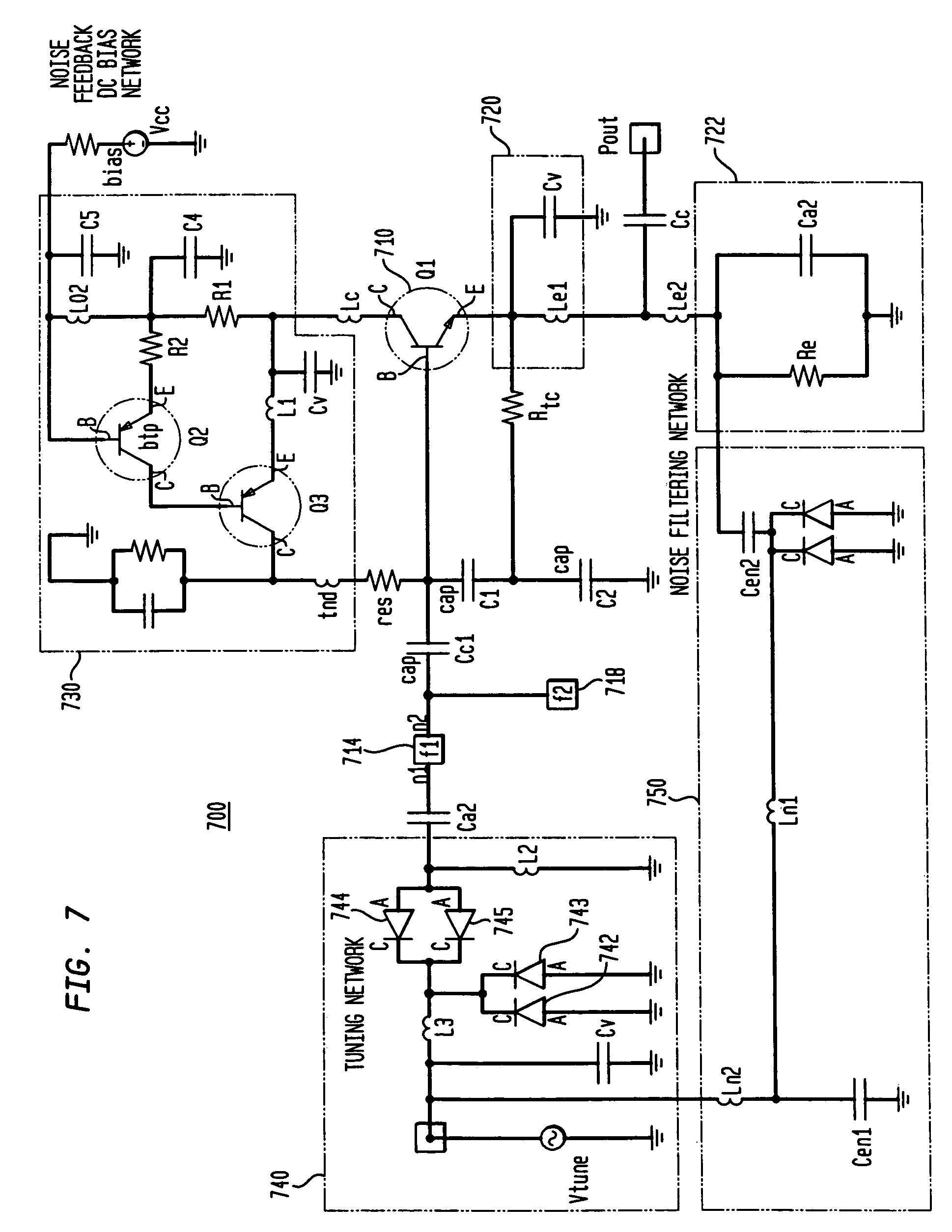 patent us7636021