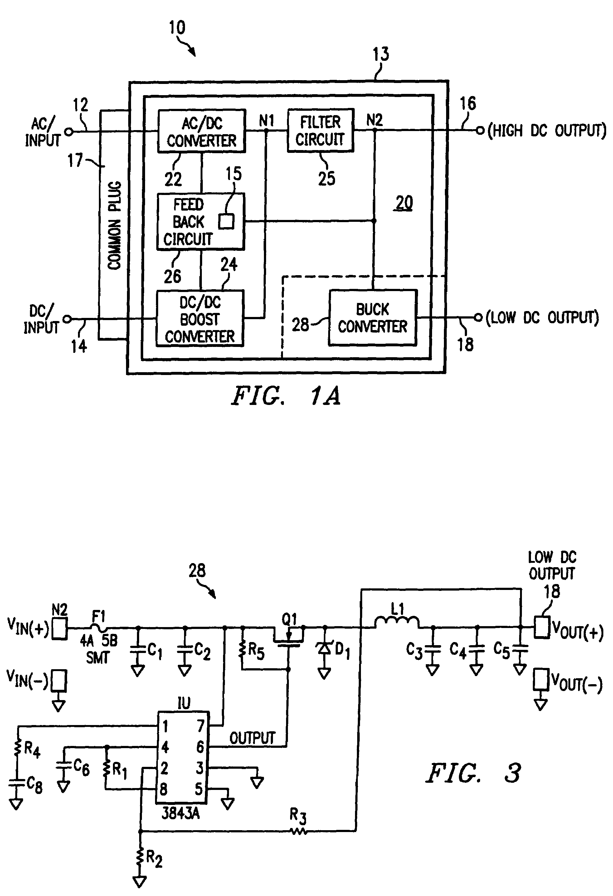 US07646620 20100112 D00001 patent us7646620 ac dc power converter google patents  at nearapp.co