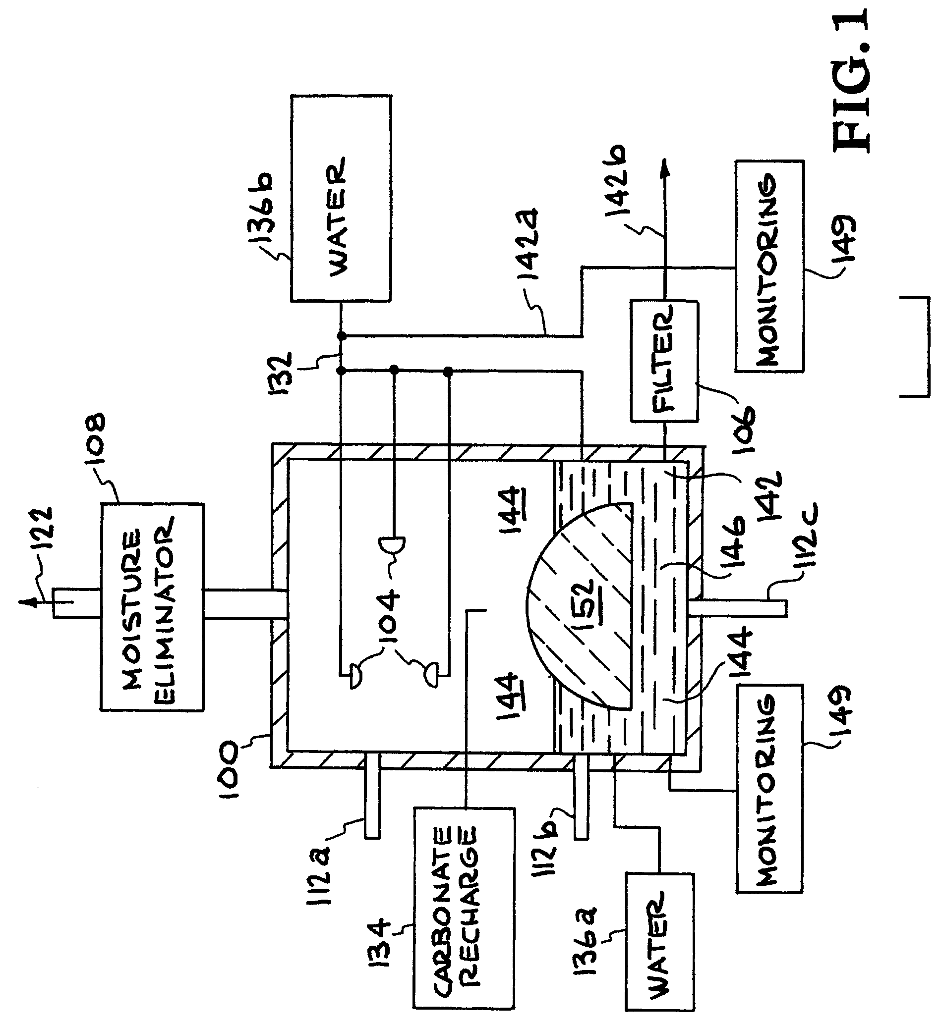 Patent us7655193 apparatus for extracting and sequestering patent drawing gamestrikefo Images