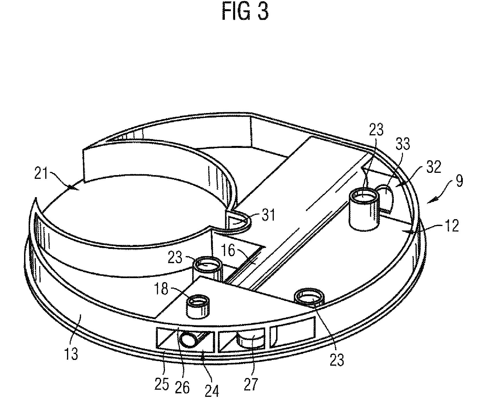 patent us7665446 - feed unit