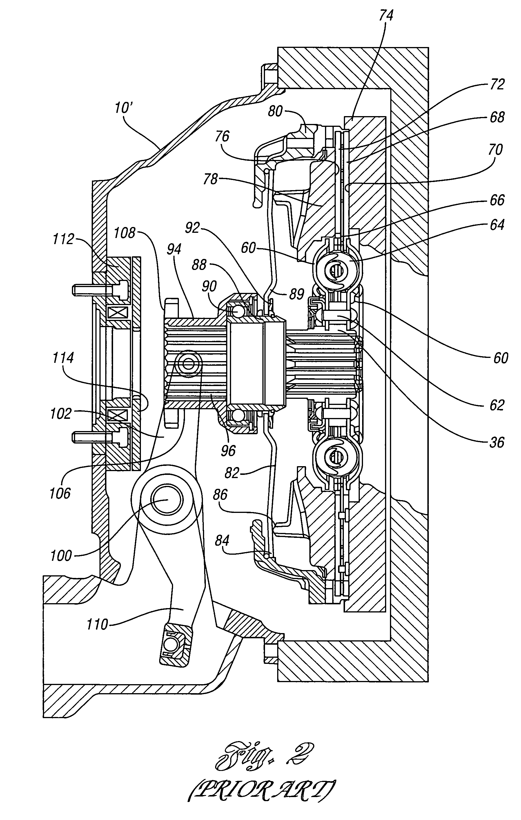 Patent Us7681704 Electromagnetic Inertia Brake For A