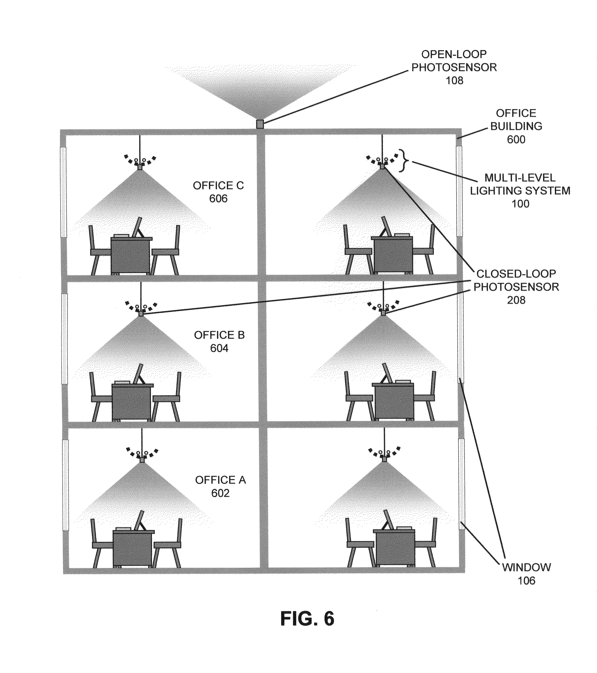 Daylight Harvesting System : Patent us method for preventing incorrect