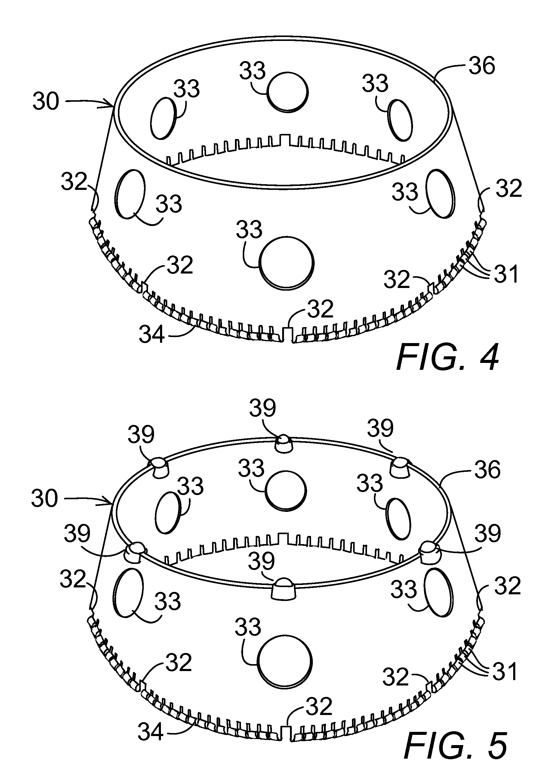 Patent US7694671 - Flame focusing ring for stovetop gas burner and ...