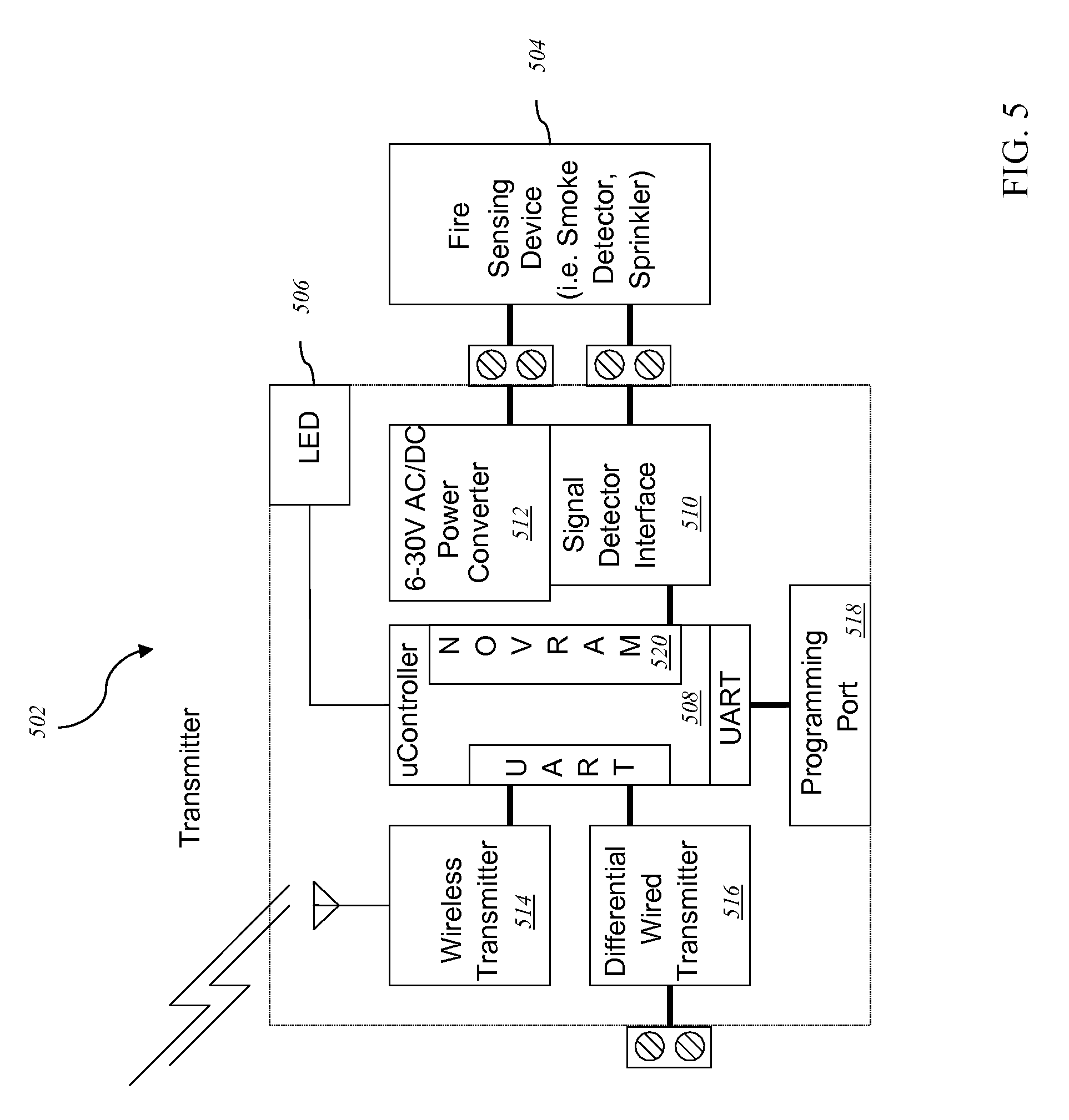 patent us system and method for suppressing the sp of patent drawing