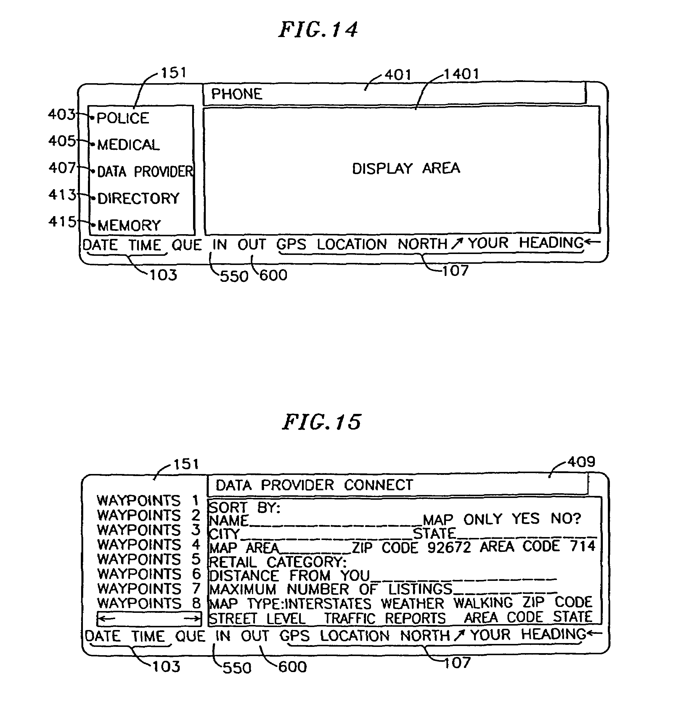 Patent US Personal Communication System To Send And - Que es us zip code