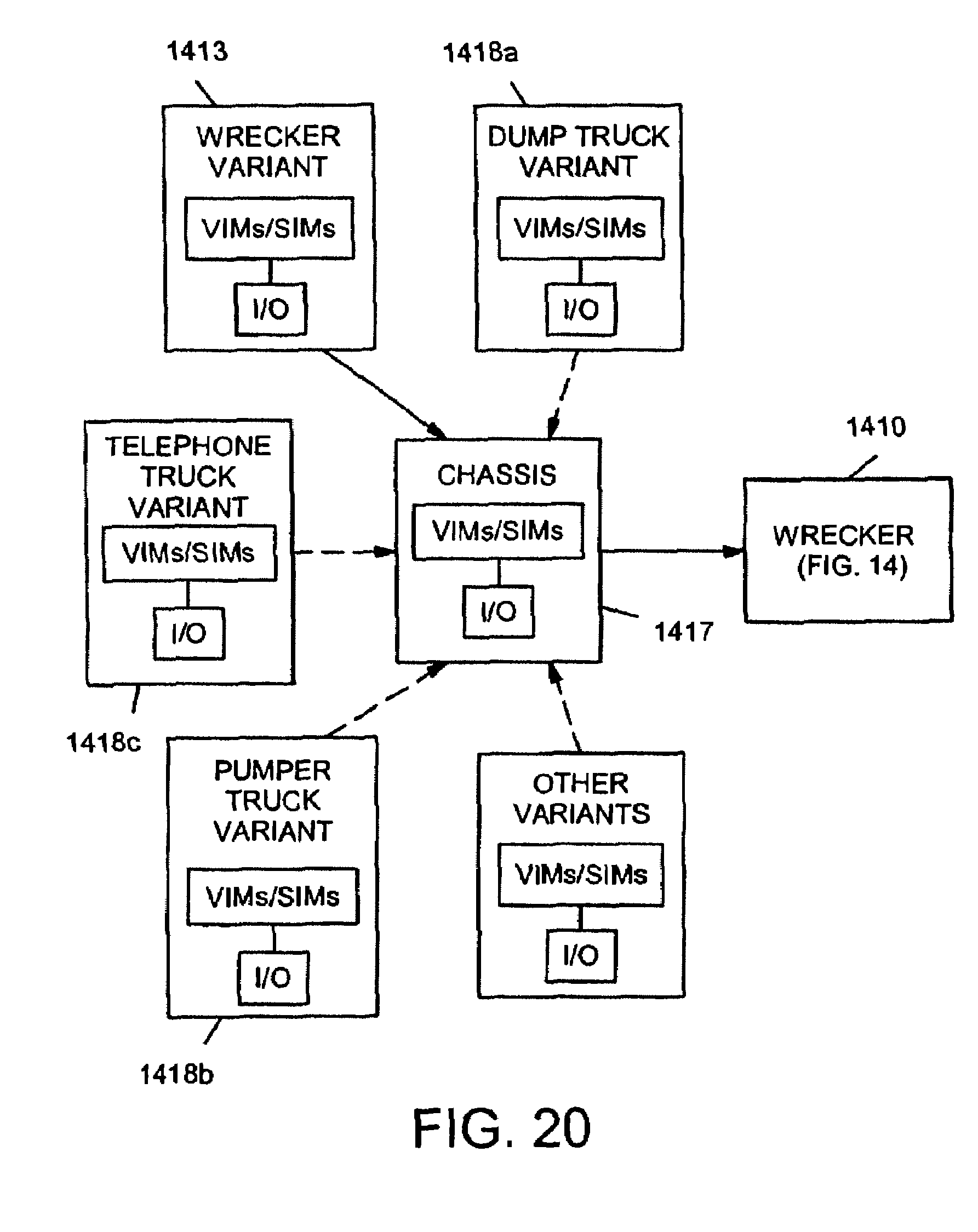 US07711460 20100504 D00022 patent us7711460 control system and method for electric vehicle,Wilson Stock Trailer 7 Way Plug Wiring Diagram