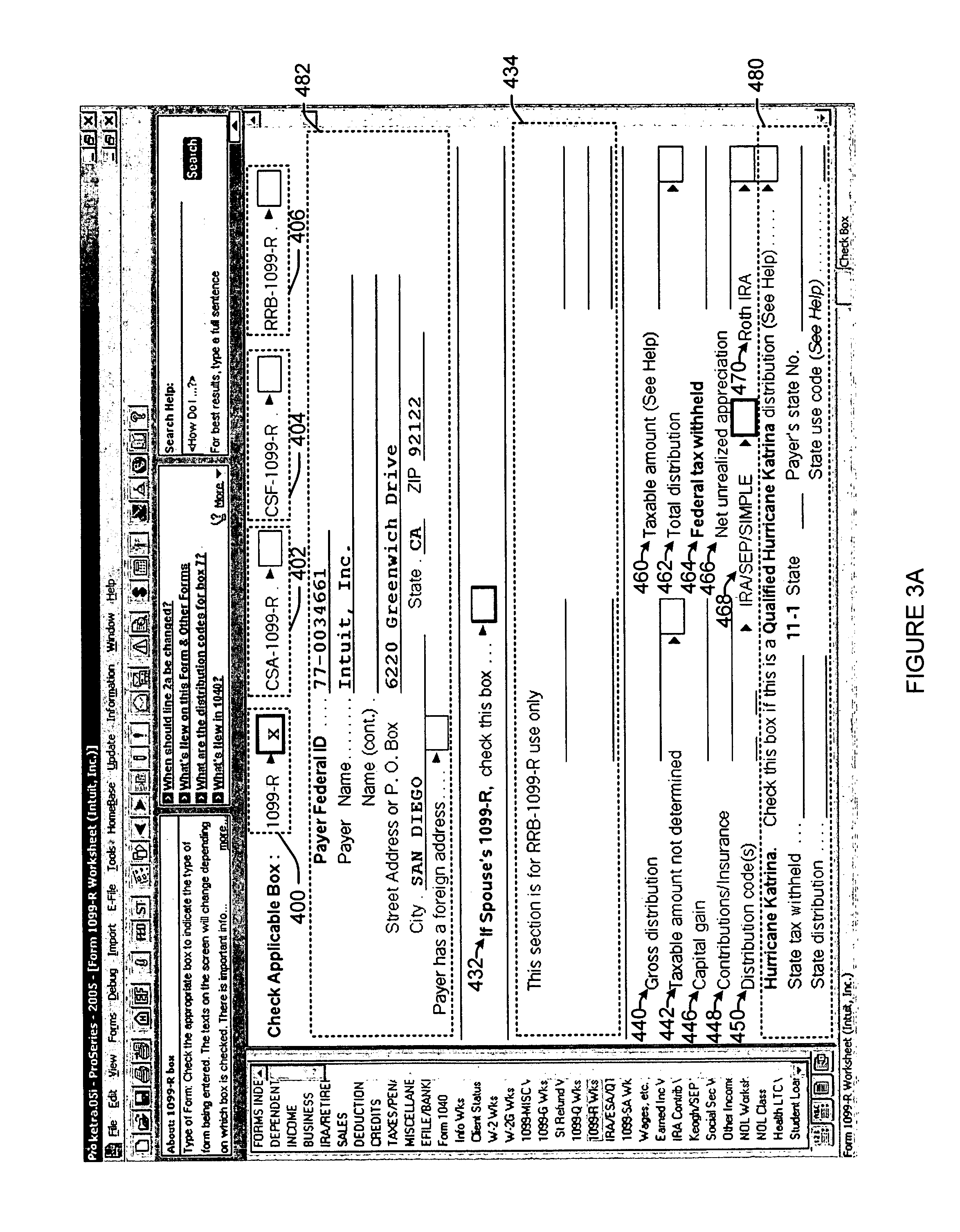 Worksheets 1099-r Worksheet patent us7712023 dynamically modifying descriptive text of a drawing
