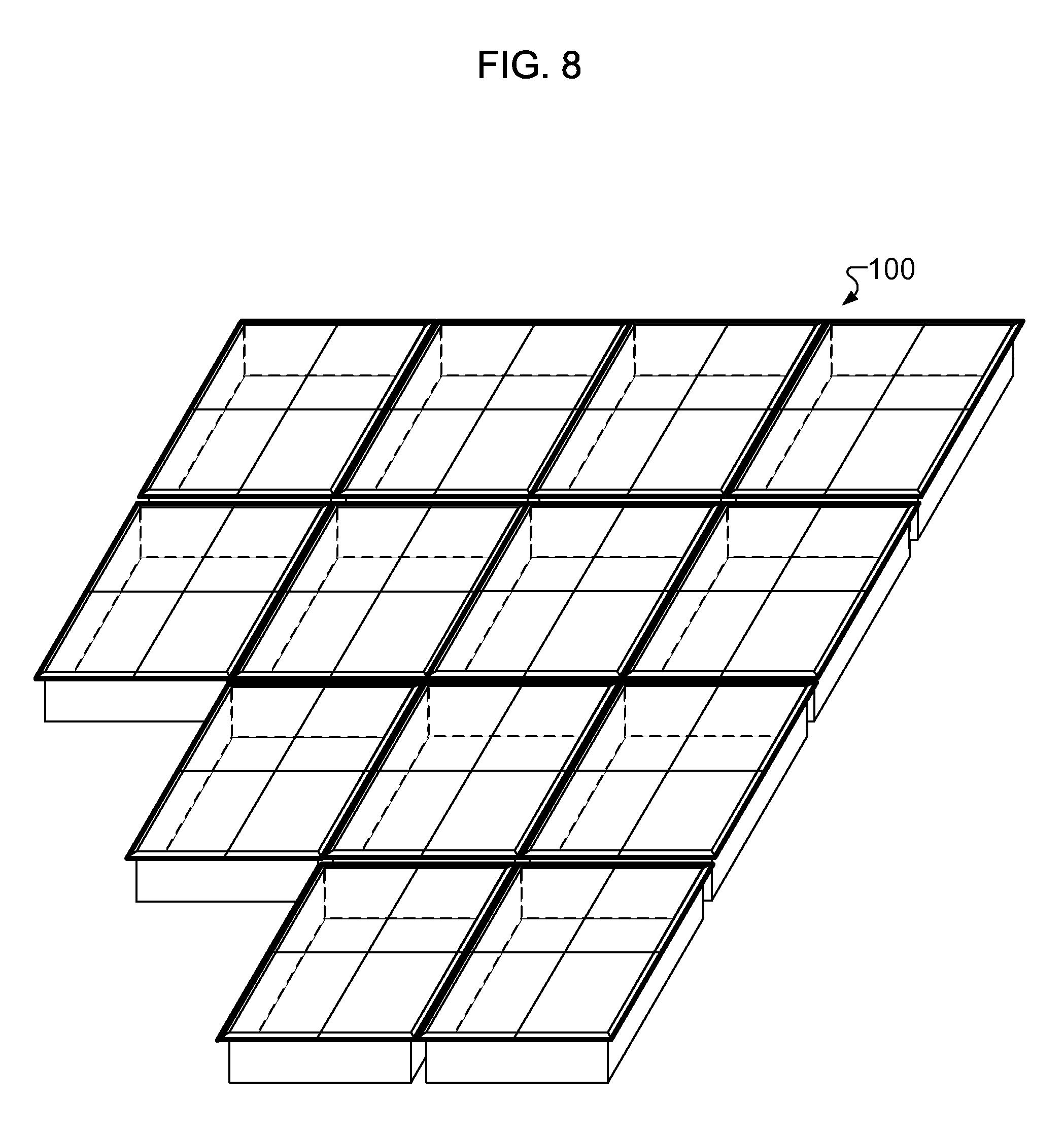 Patent Us7726080 Under Floor Storage Google Patents