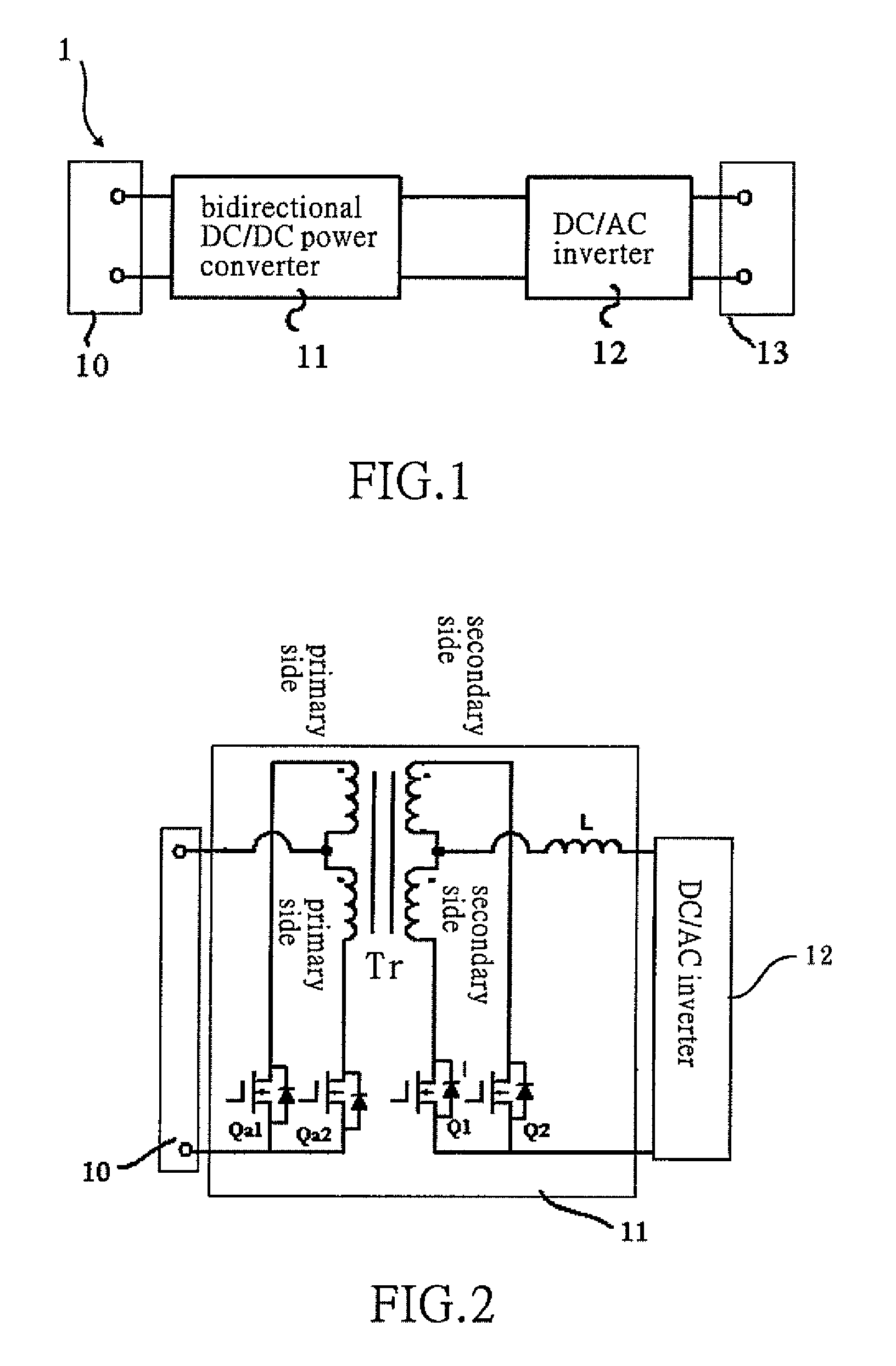 patent us7733670  ac inverter in low