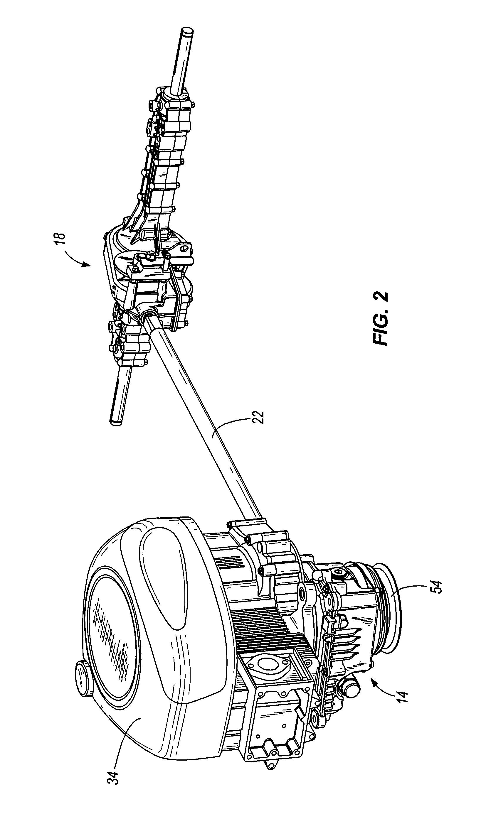 briggs and stratton transmission fluid