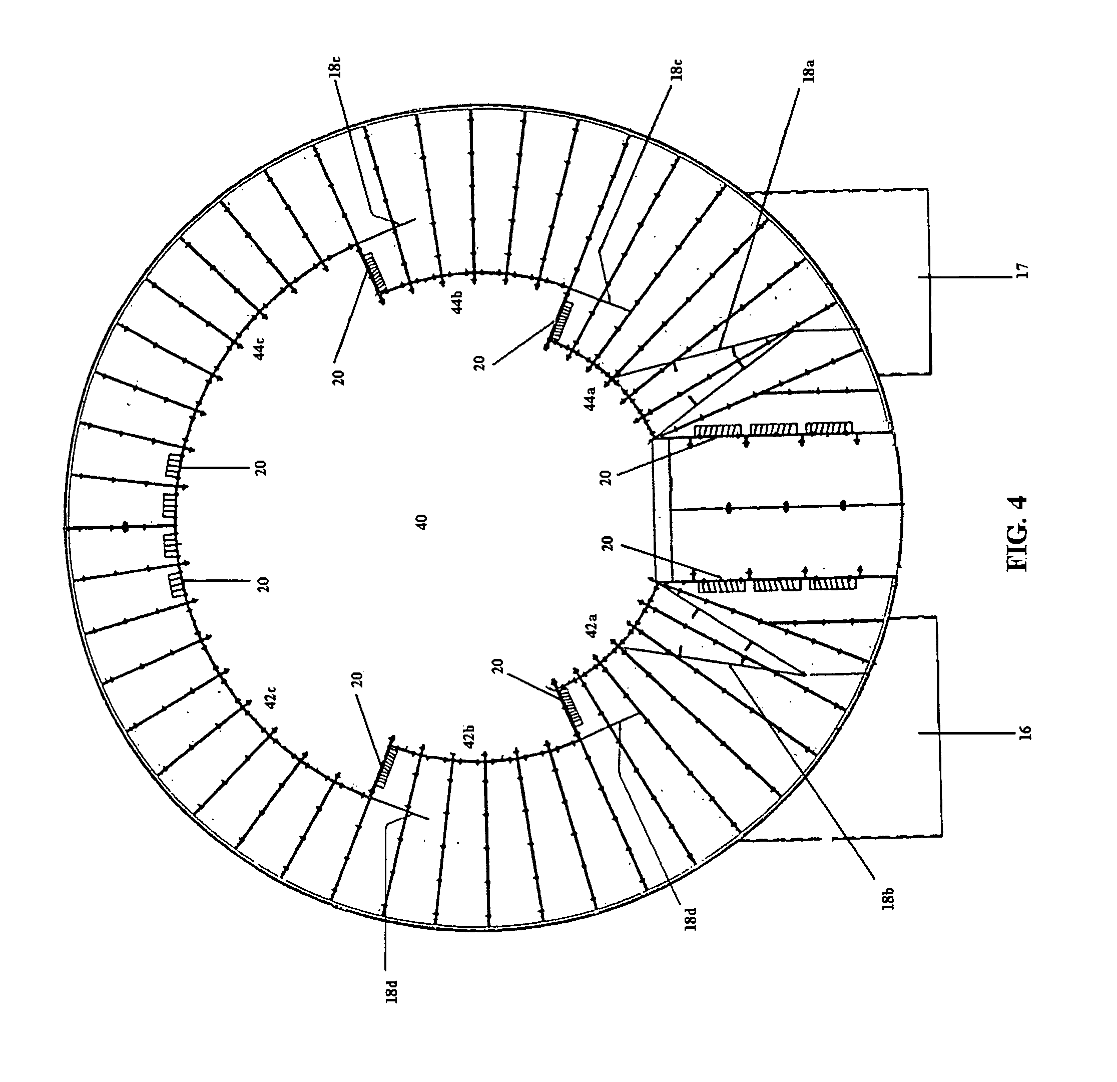 worksheet Global Wind Patterns Worksheet patent us7744067 three phase vapor distributor google patents drawing