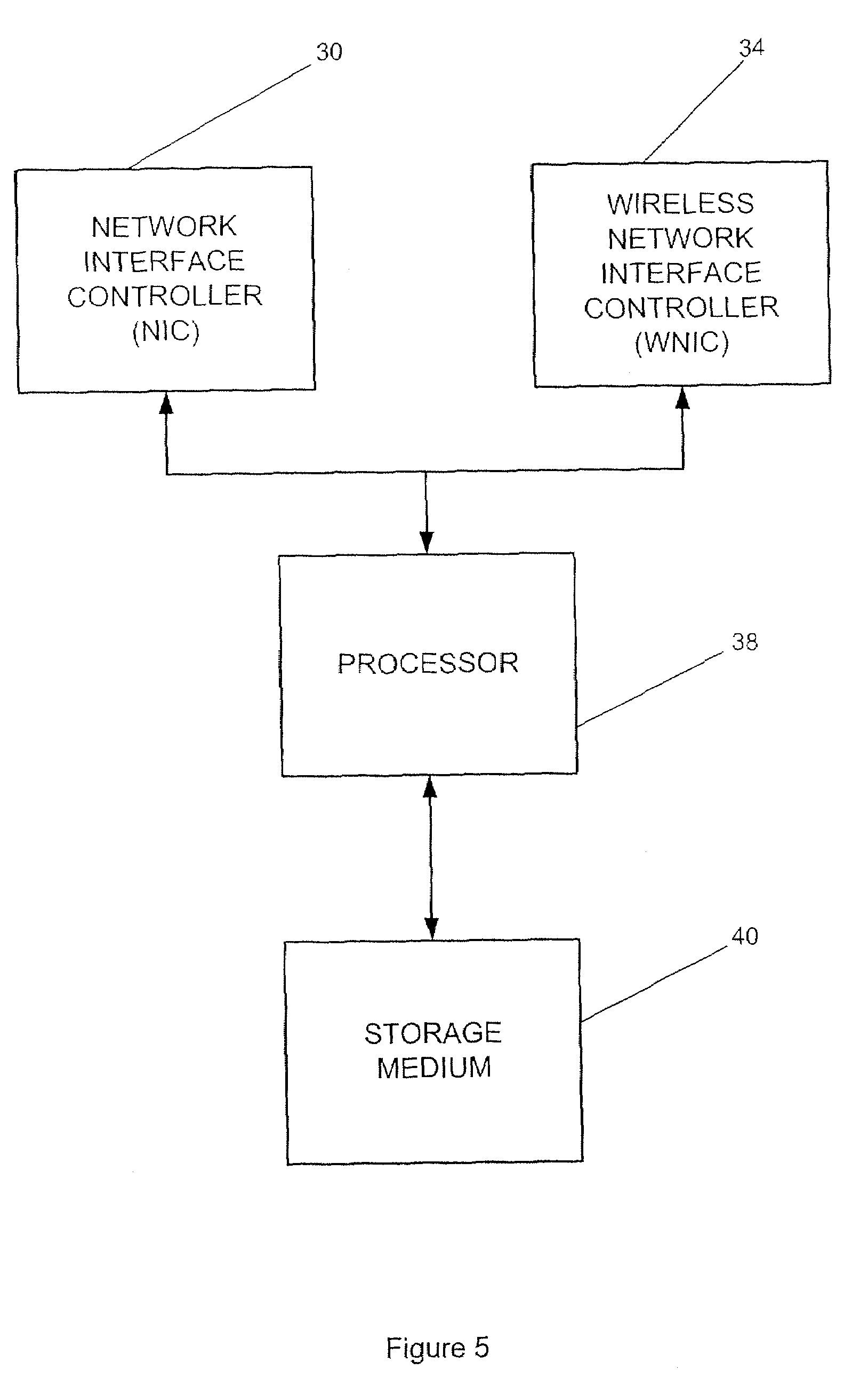 Patent Us7752345 Automatic Configuration Of Network Devices Wireless Netowrk Diagram Drawing