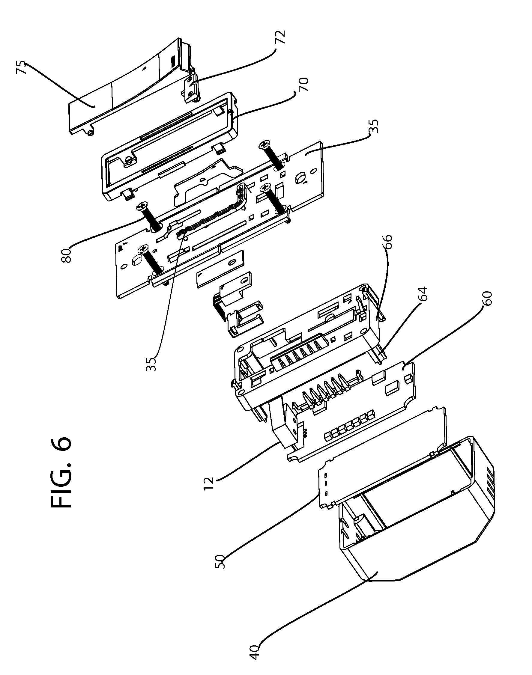 Patent Us7756556 Rf Antenna Integrated Into A Control Device Lutron Mar Wiring Diagram Drawing
