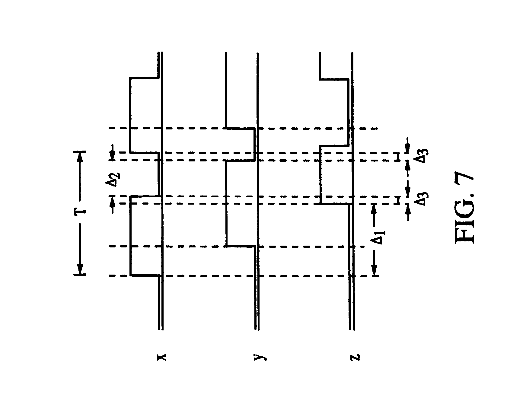 patent us7757083 - integrated circuit that uses a dynamic characteristic of the circuit