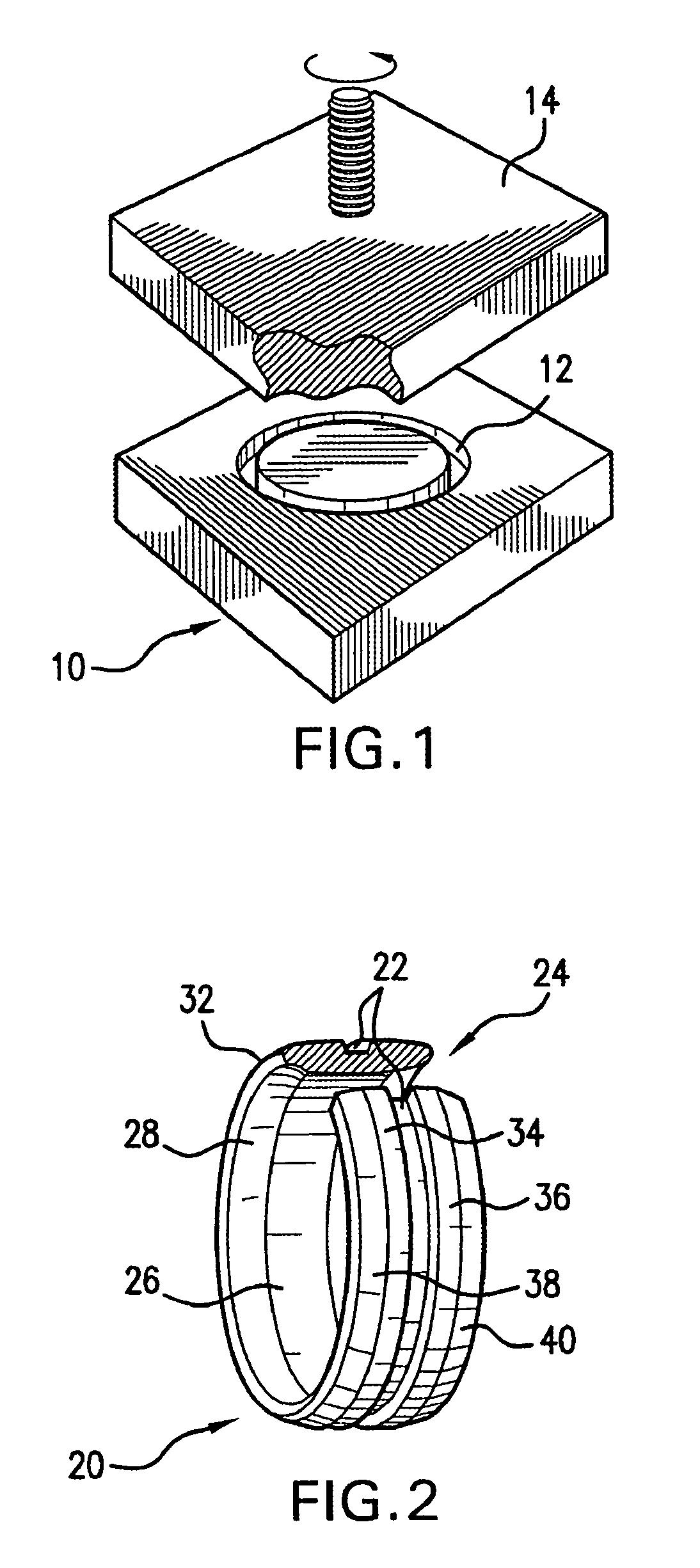 Iridium Wedding Band 65 Trend Patent Drawing
