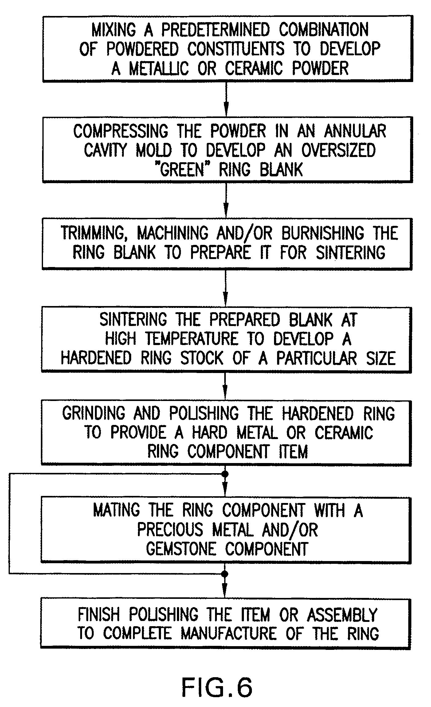 Iridium Wedding Band 63 Perfect Patent Drawing