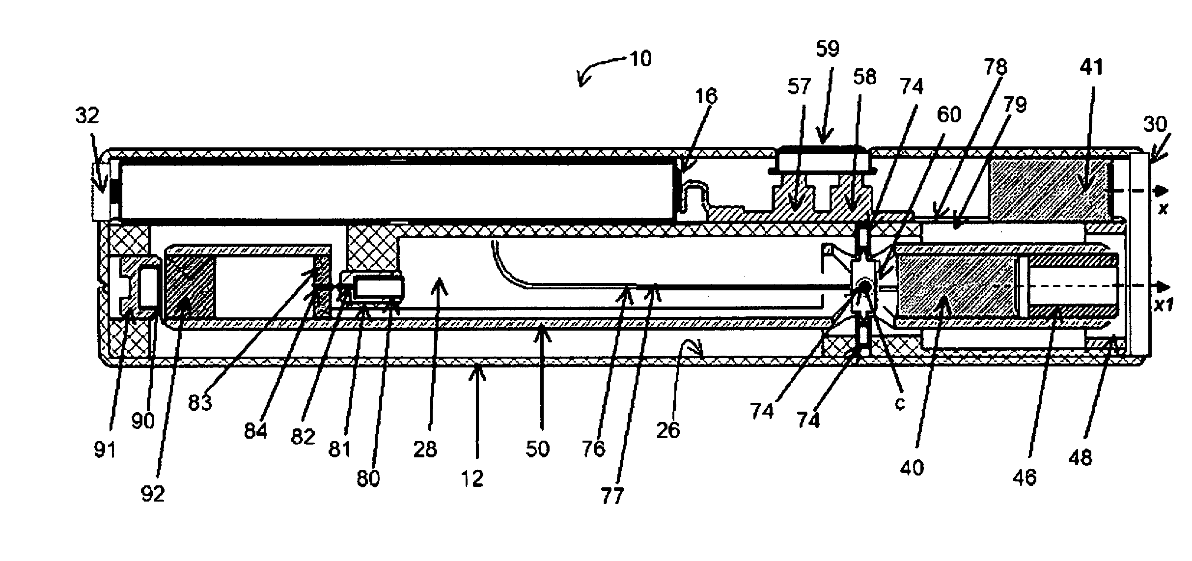 patent us7762684