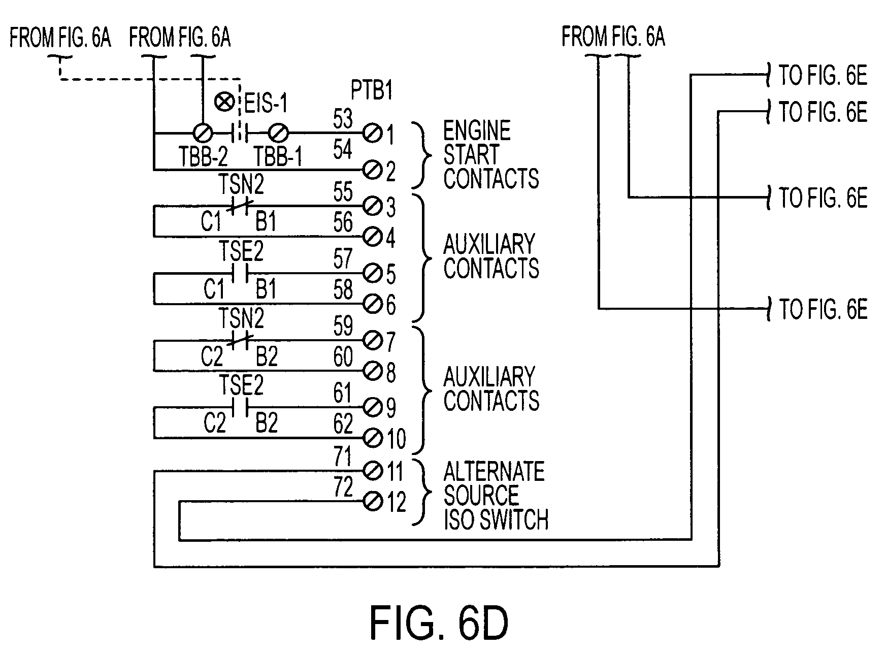 US07762786 20100727 D00009 patent us7762786 integrated fire pump controller and automatic fire pump controller wiring diagram at gsmx.co