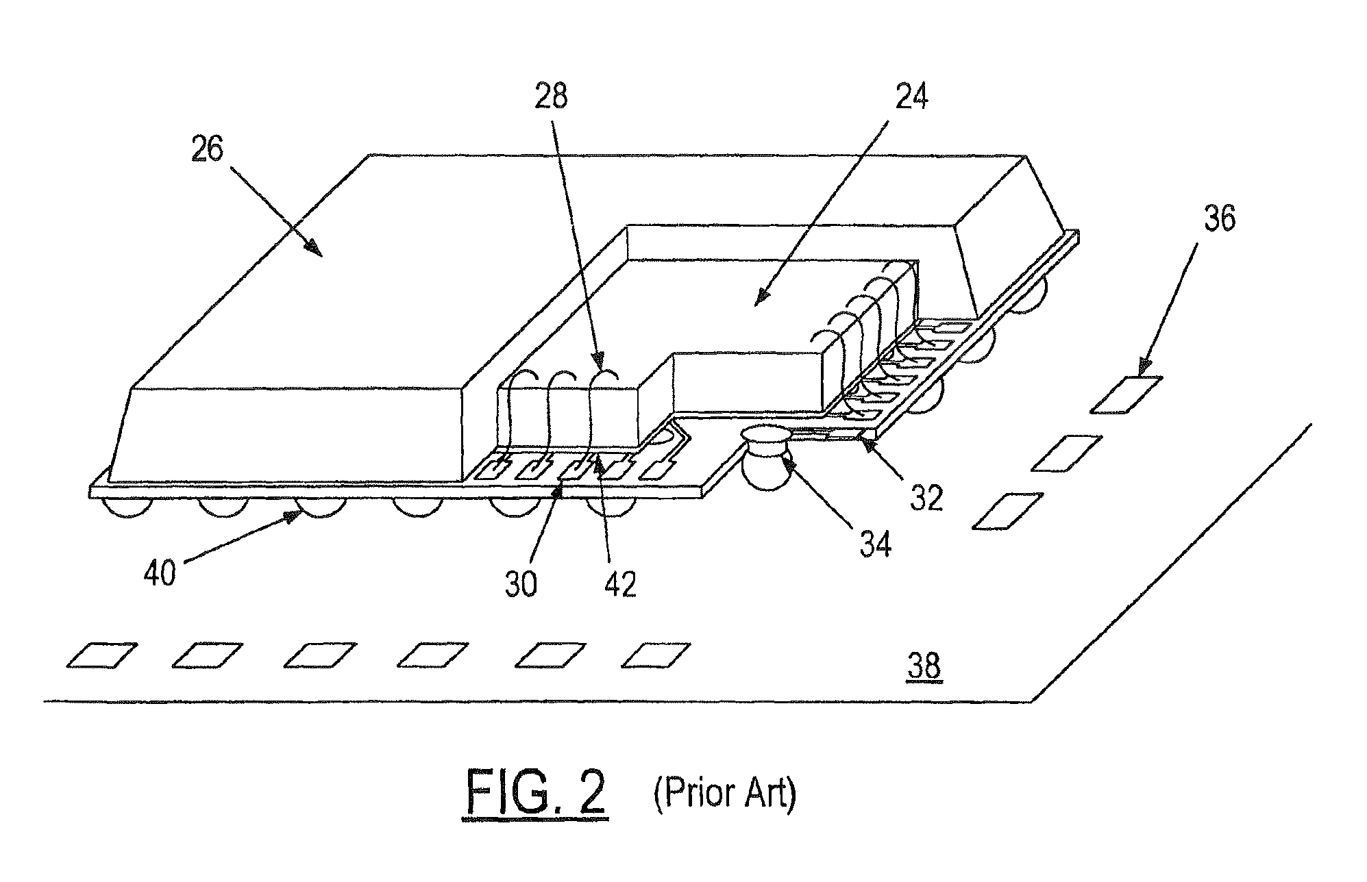 patente us7763495 integrated circuit incorporating wire