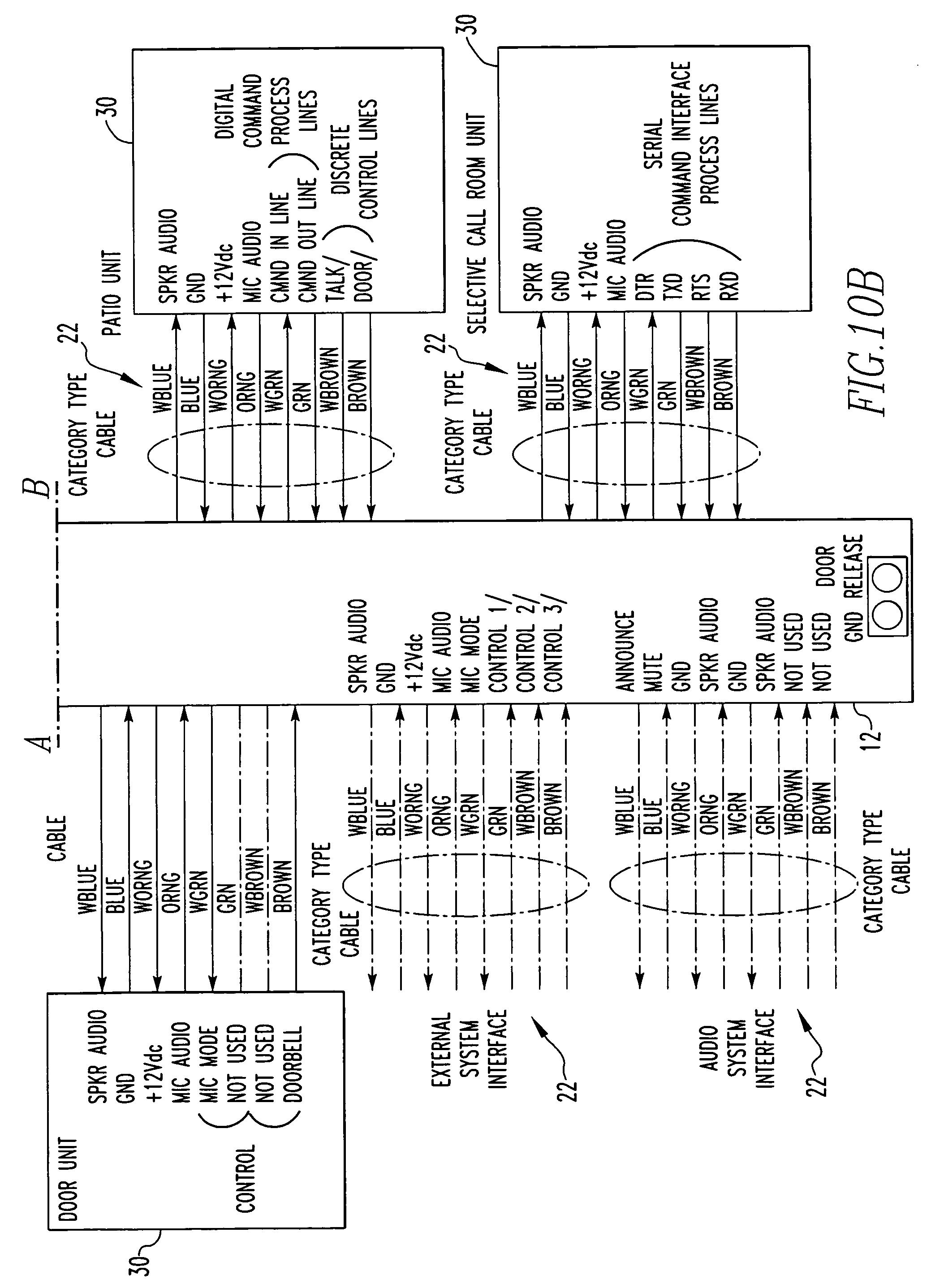 patent us7764775 distributed intercom system google patents patent drawing